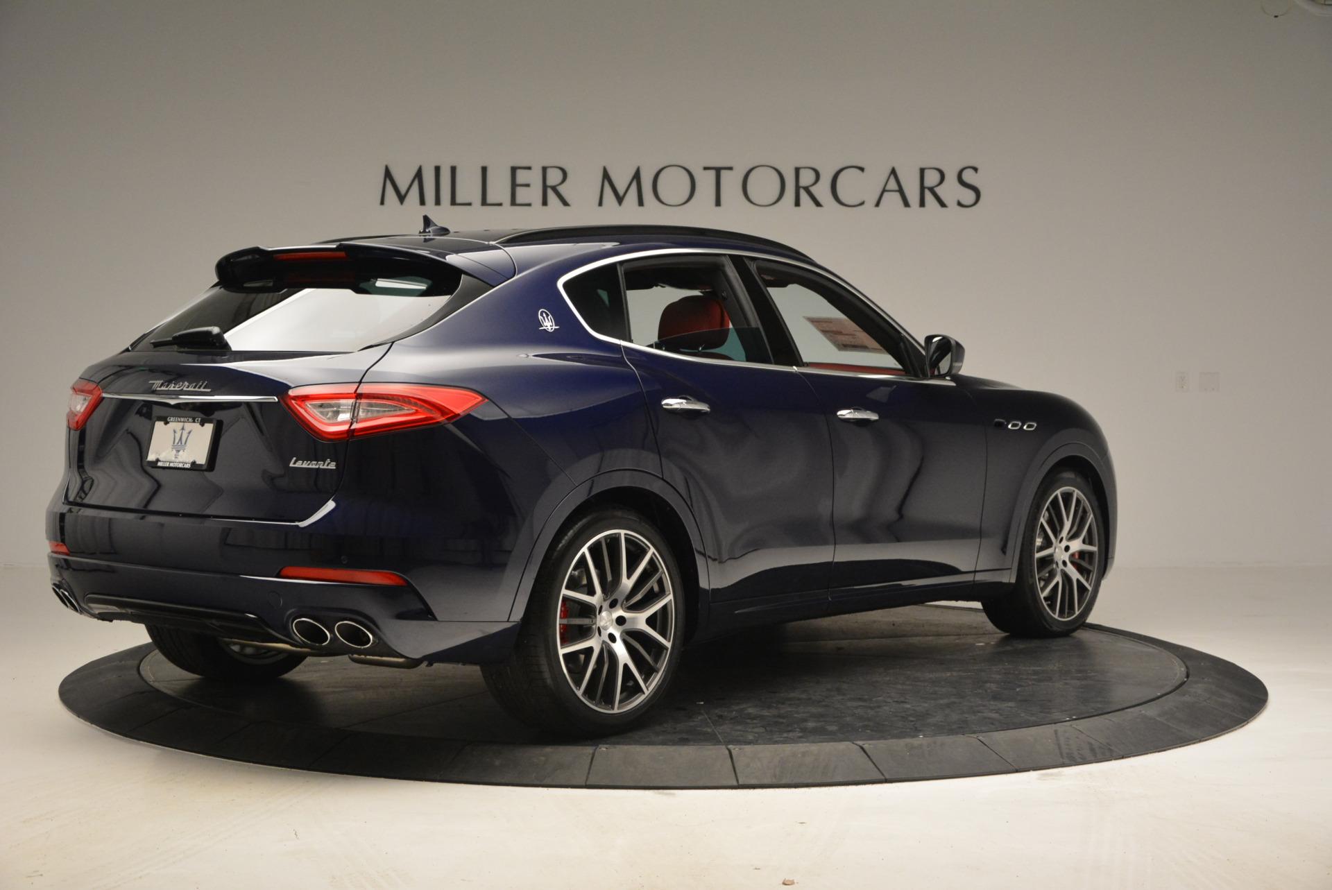 New 2017 Maserati Levante S For Sale In Greenwich, CT 782_p8