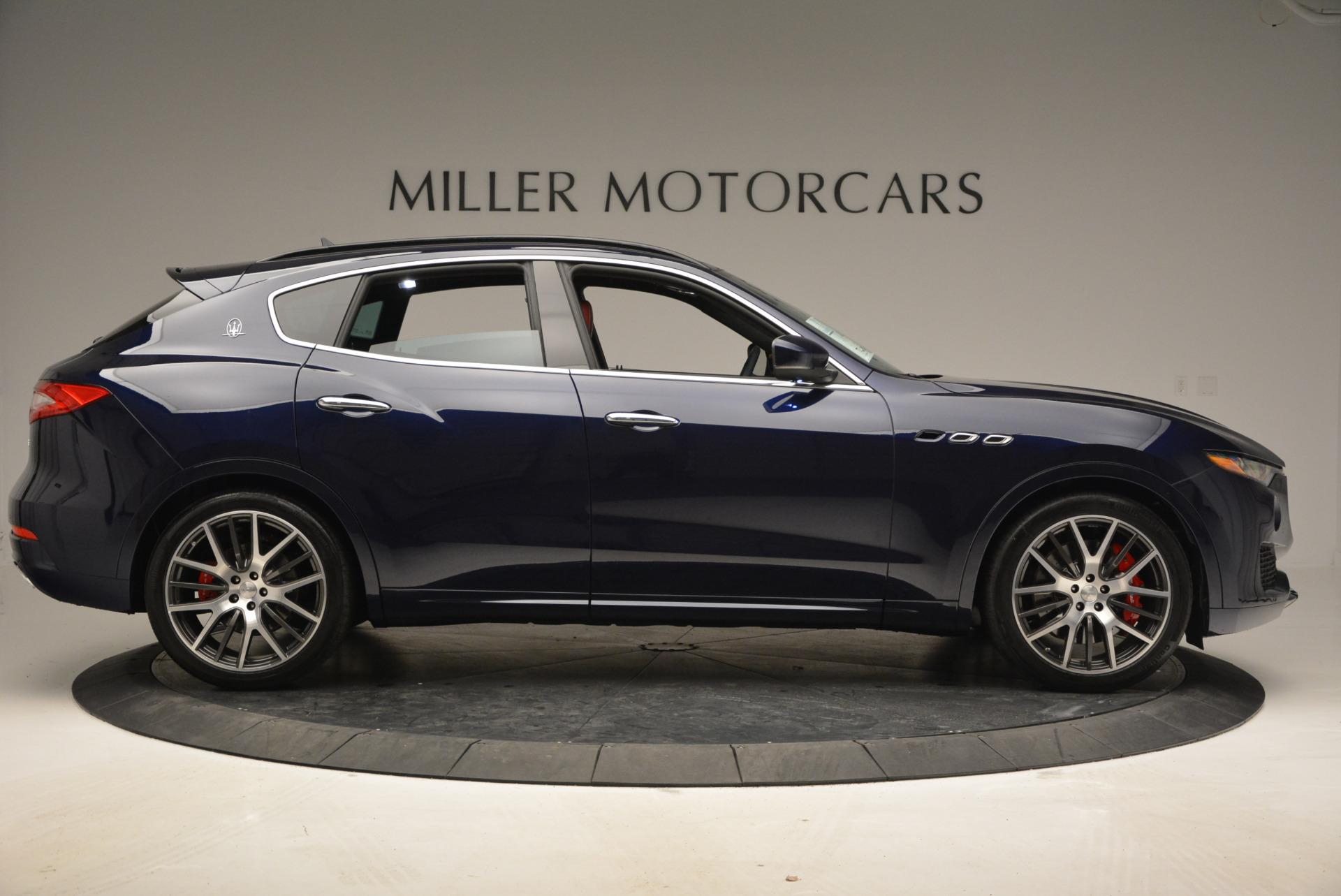 New 2017 Maserati Levante S For Sale In Greenwich, CT 782_p9