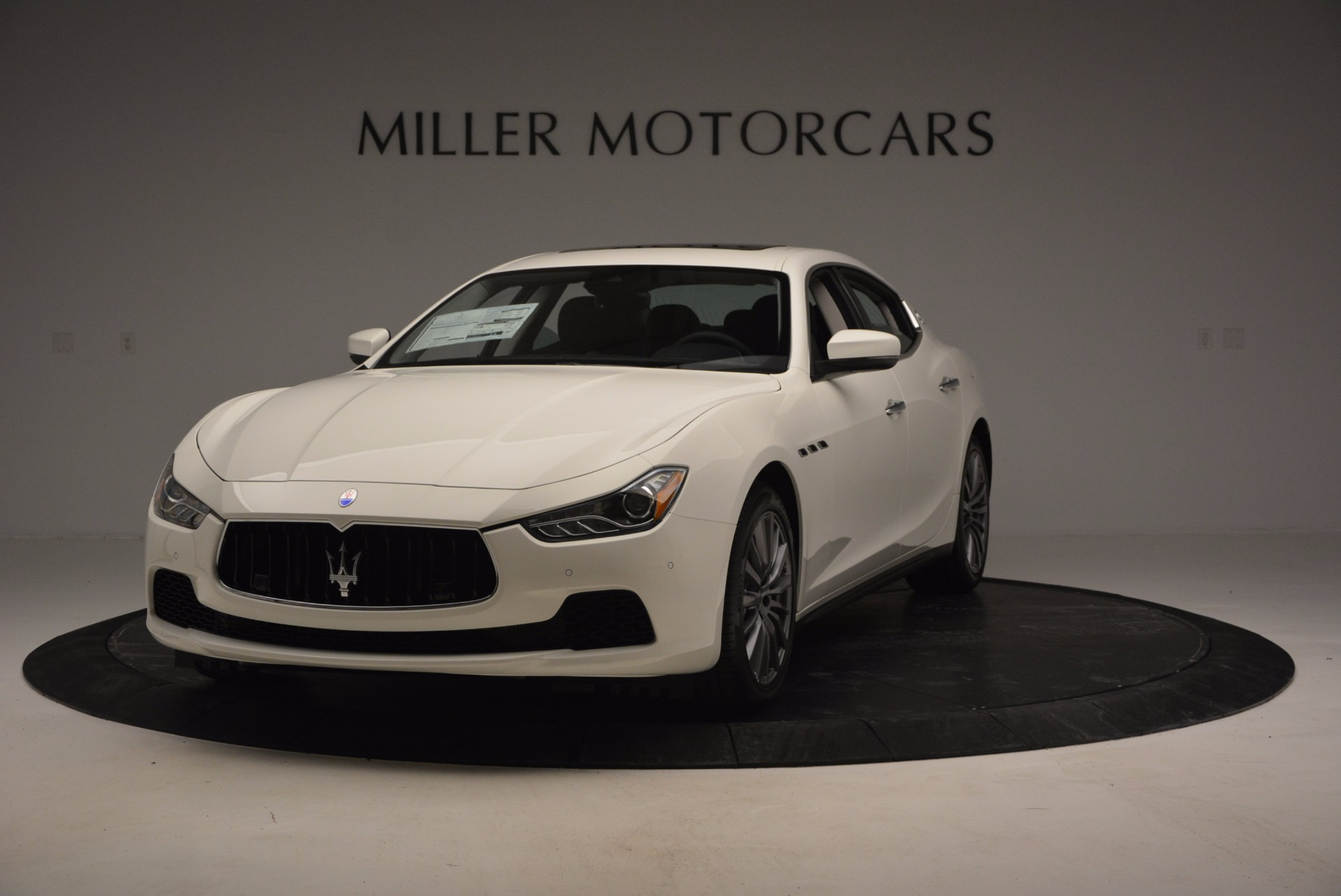 Used 2017 Maserati Ghibli S Q4 Ex-Loaner For Sale In Greenwich, CT