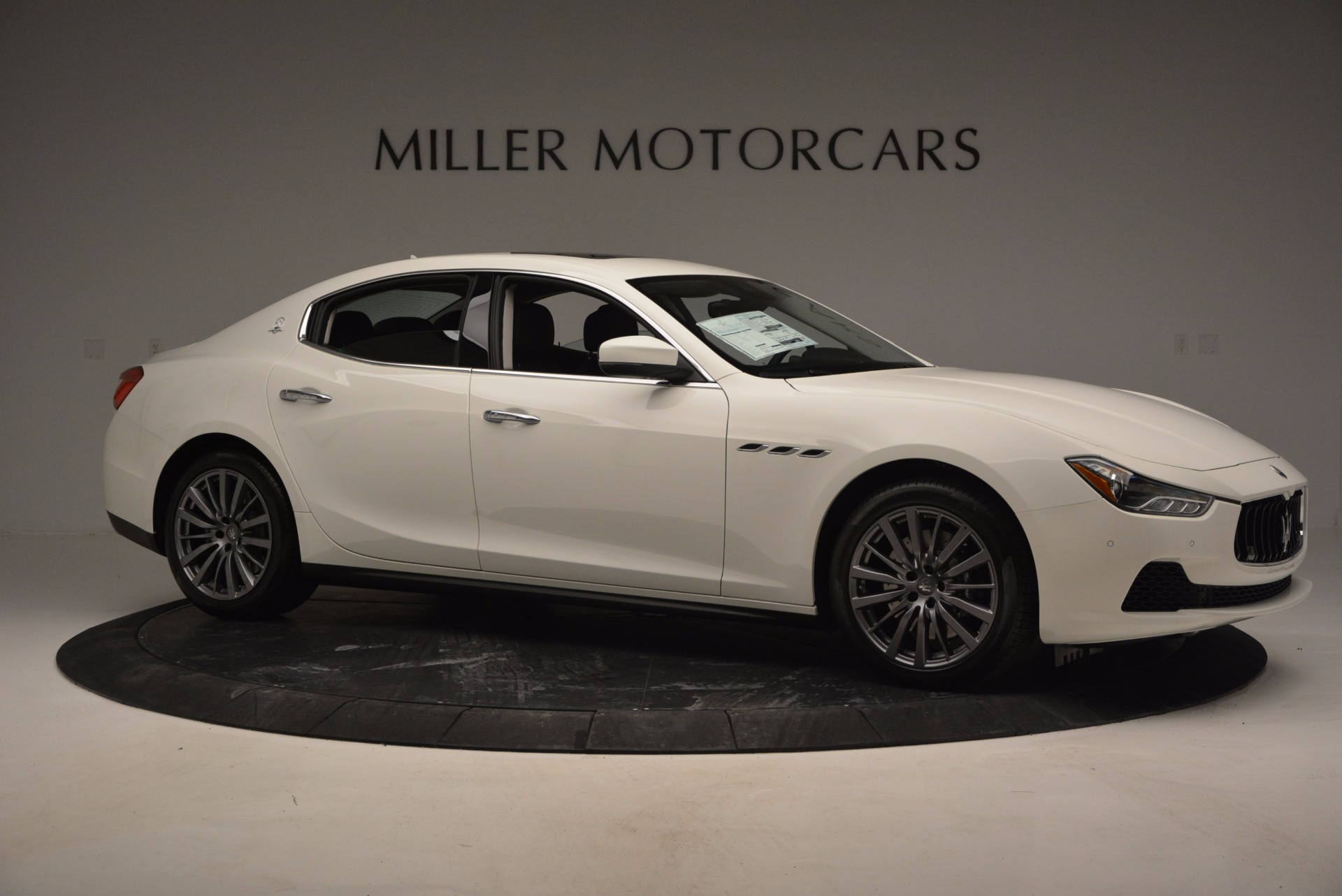 Used 2017 Maserati Ghibli S Q4 Ex-Loaner For Sale In Greenwich, CT 783_p10