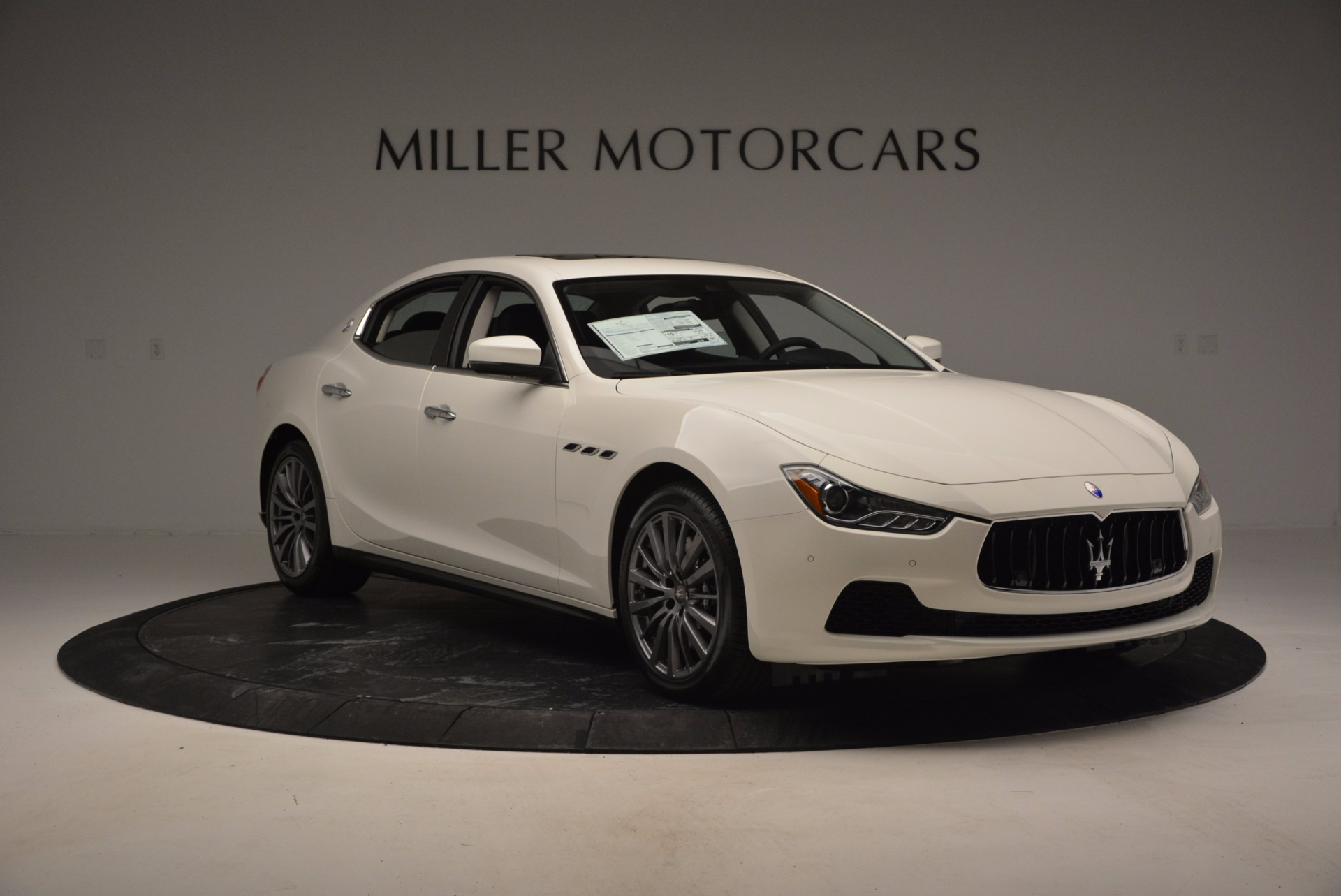 Used 2017 Maserati Ghibli S Q4 Ex-Loaner For Sale In Greenwich, CT 783_p11