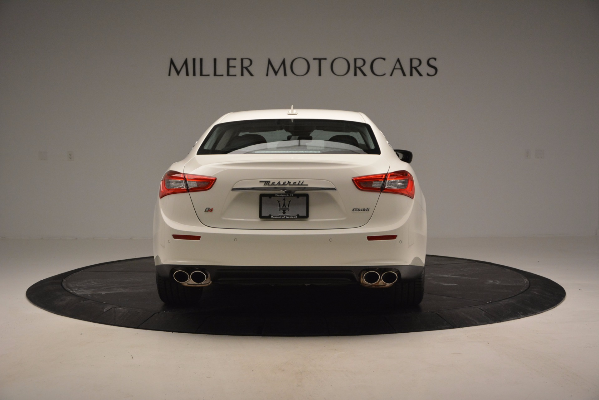 Used 2017 Maserati Ghibli S Q4 Ex-Loaner For Sale In Greenwich, CT 783_p6