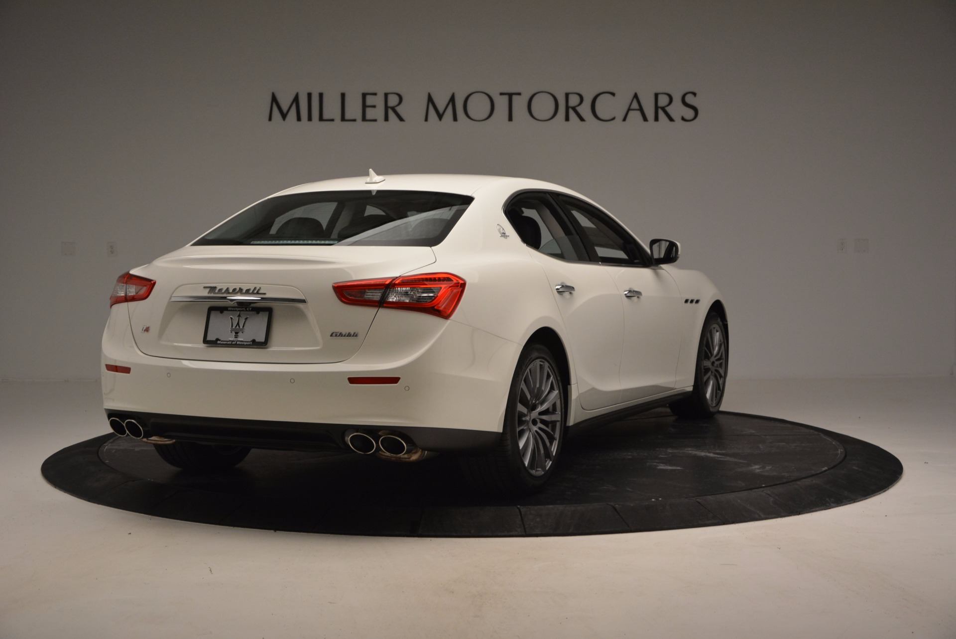 Used 2017 Maserati Ghibli S Q4 Ex-Loaner For Sale In Greenwich, CT 783_p7