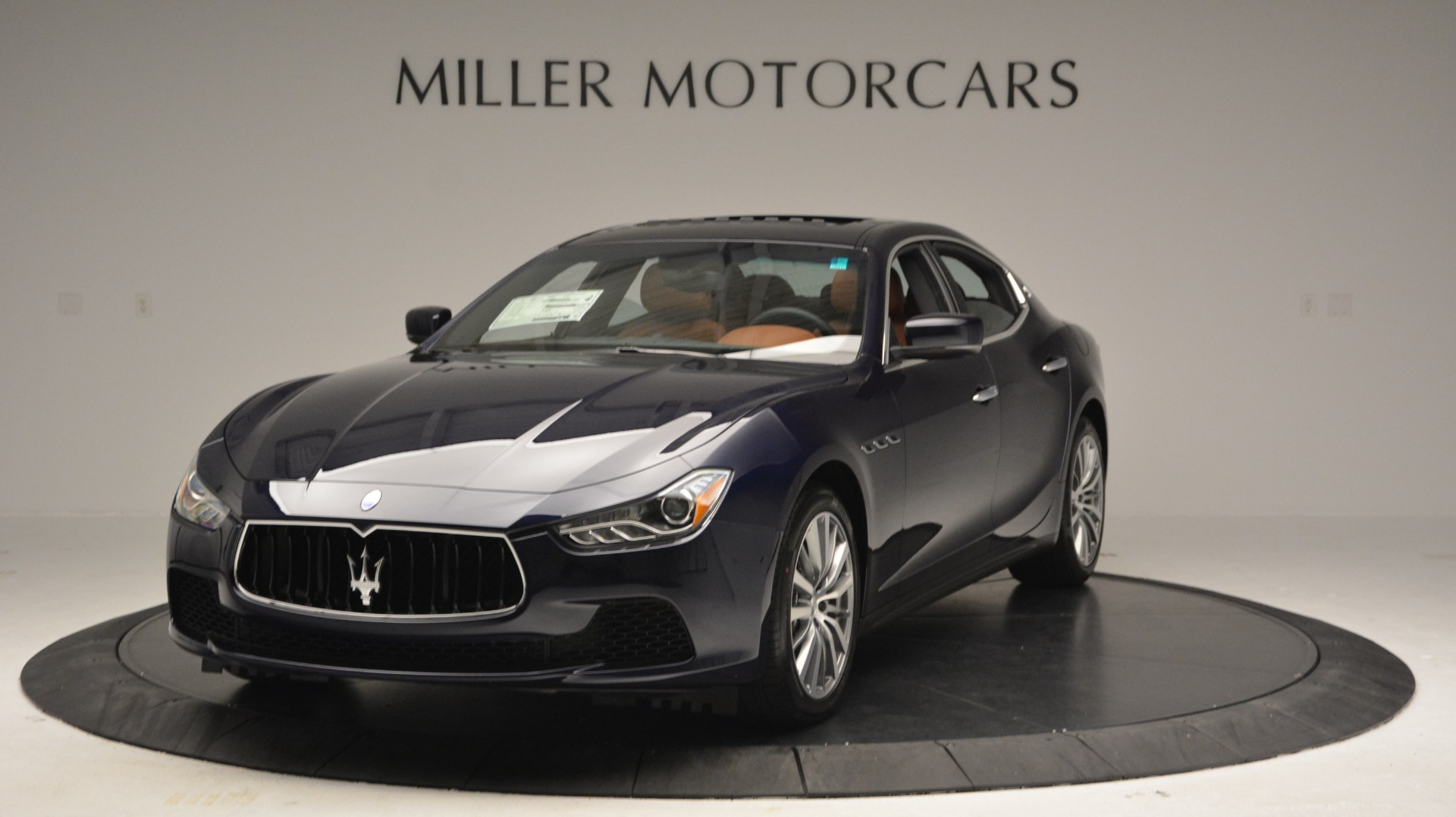 New 2017 Maserati Ghibli S Q4 For Sale In Greenwich, CT 784_main