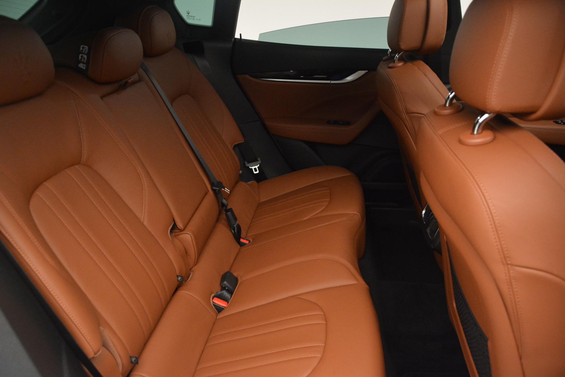 New 2017 Maserati Levante  For Sale In Greenwich, CT 785_p18