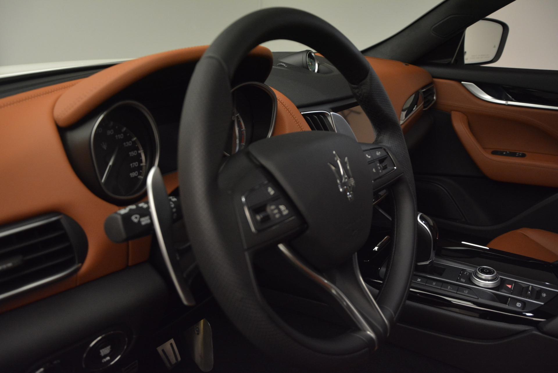 New 2017 Maserati Levante  For Sale In Greenwich, CT 785_p22