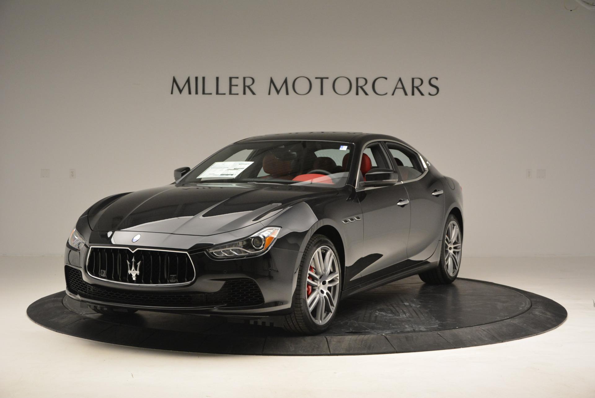 New 2017 Maserati Ghibli S Q4 For Sale In Greenwich, CT 789_main