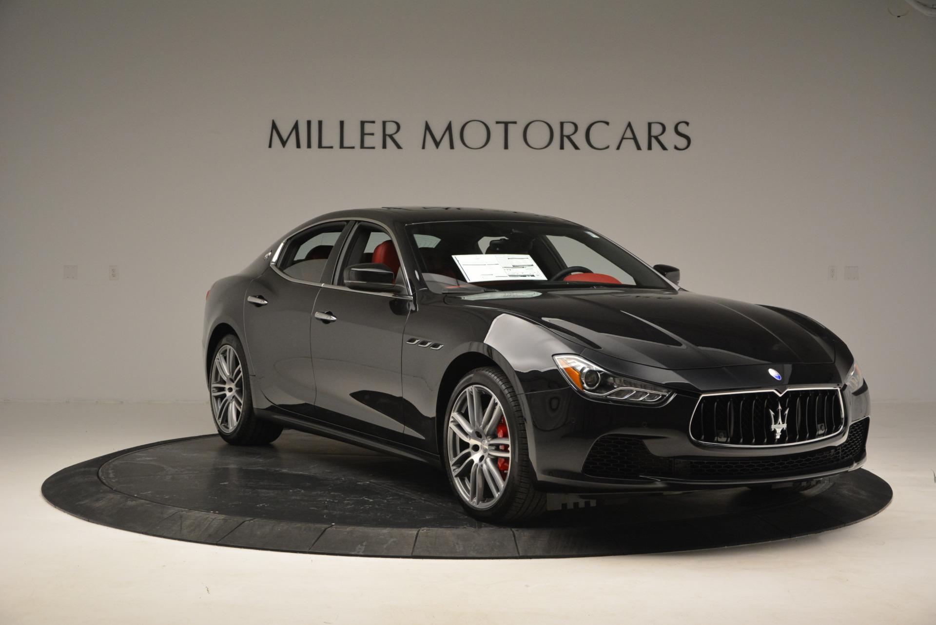 New 2017 Maserati Ghibli S Q4 For Sale In Greenwich, CT 789_p11