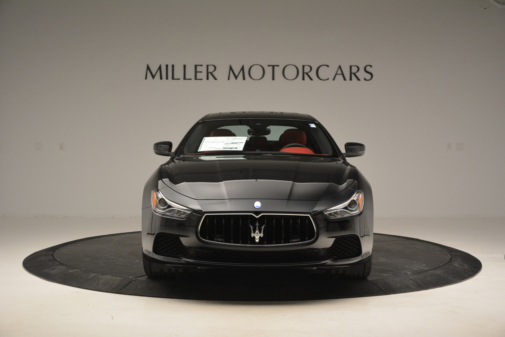 New 2017 Maserati Ghibli S Q4 For Sale In Greenwich, CT 789_p12