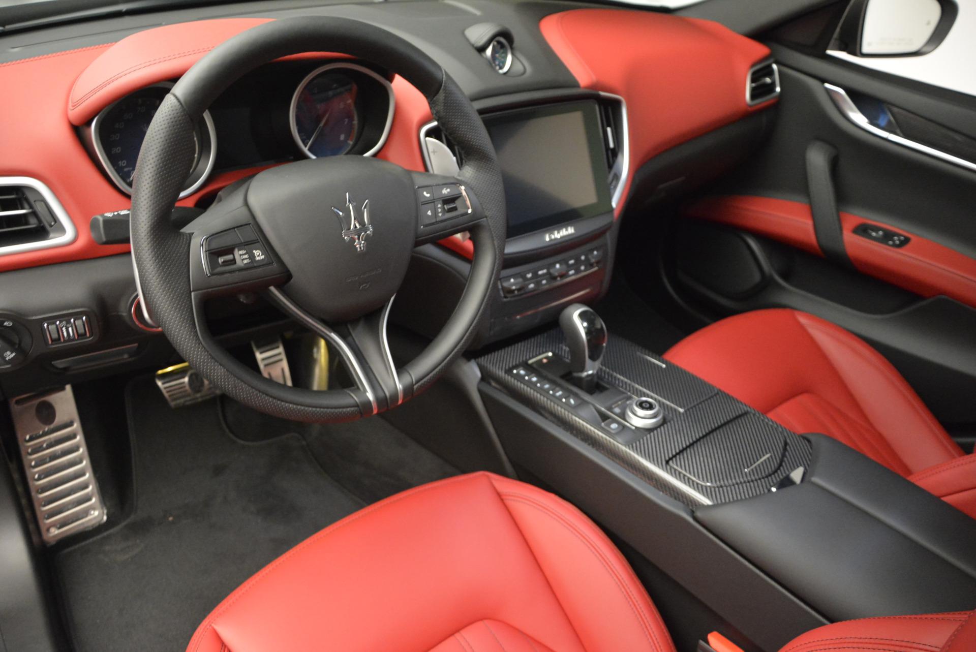 New 2017 Maserati Ghibli S Q4 For Sale In Greenwich, CT 789_p14