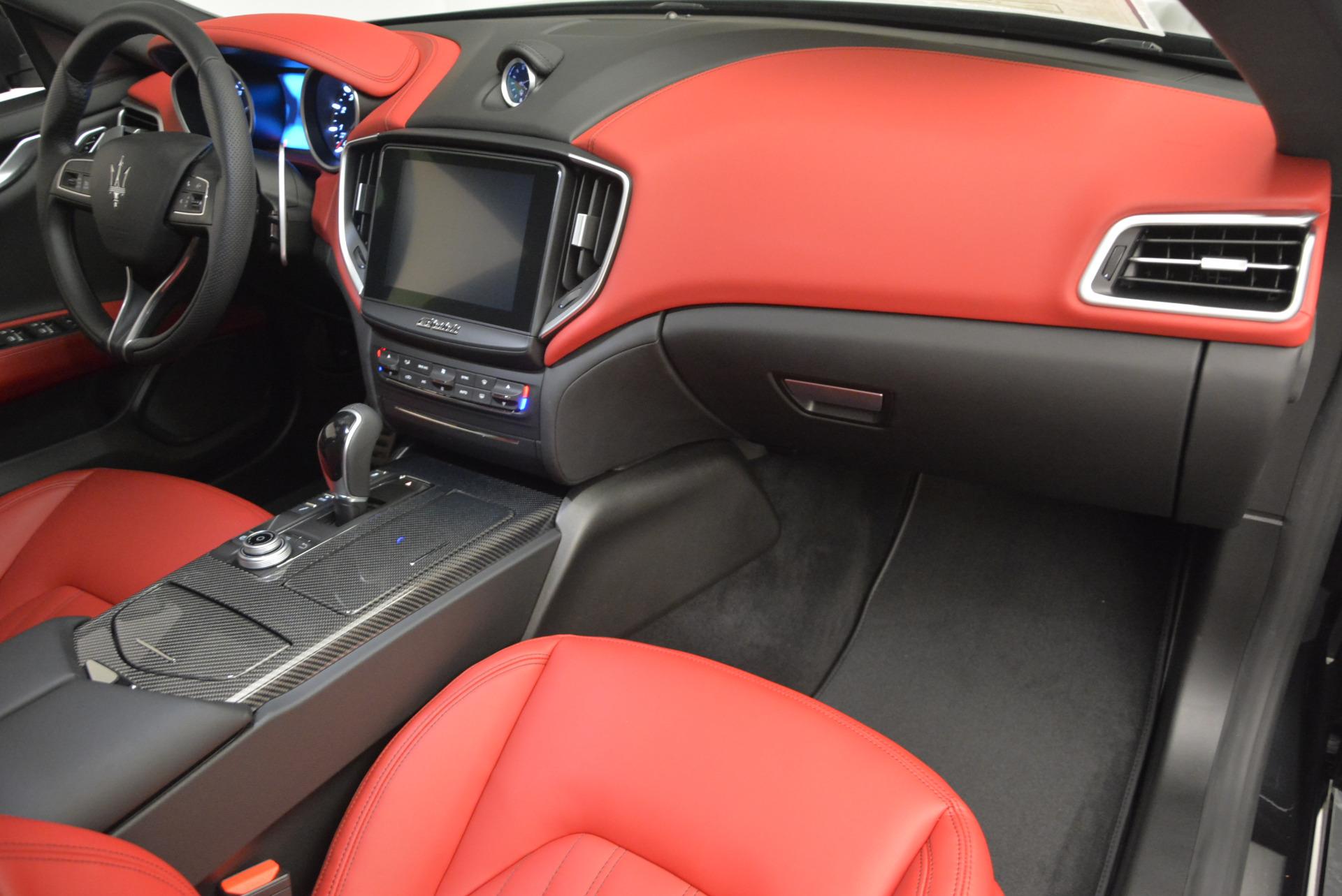 New 2017 Maserati Ghibli S Q4 For Sale In Greenwich, CT 789_p24