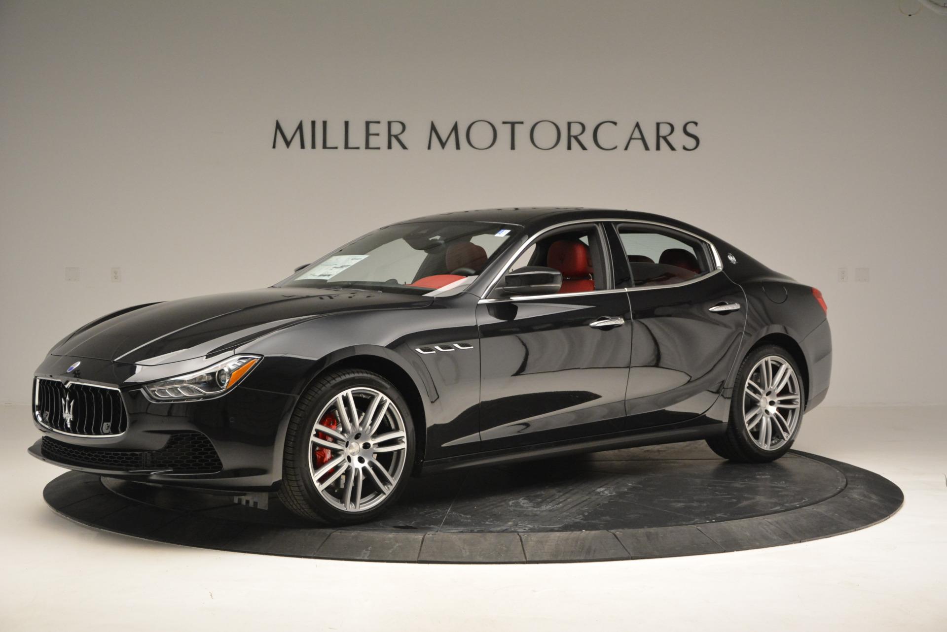 New 2017 Maserati Ghibli S Q4 For Sale In Greenwich, CT 789_p2