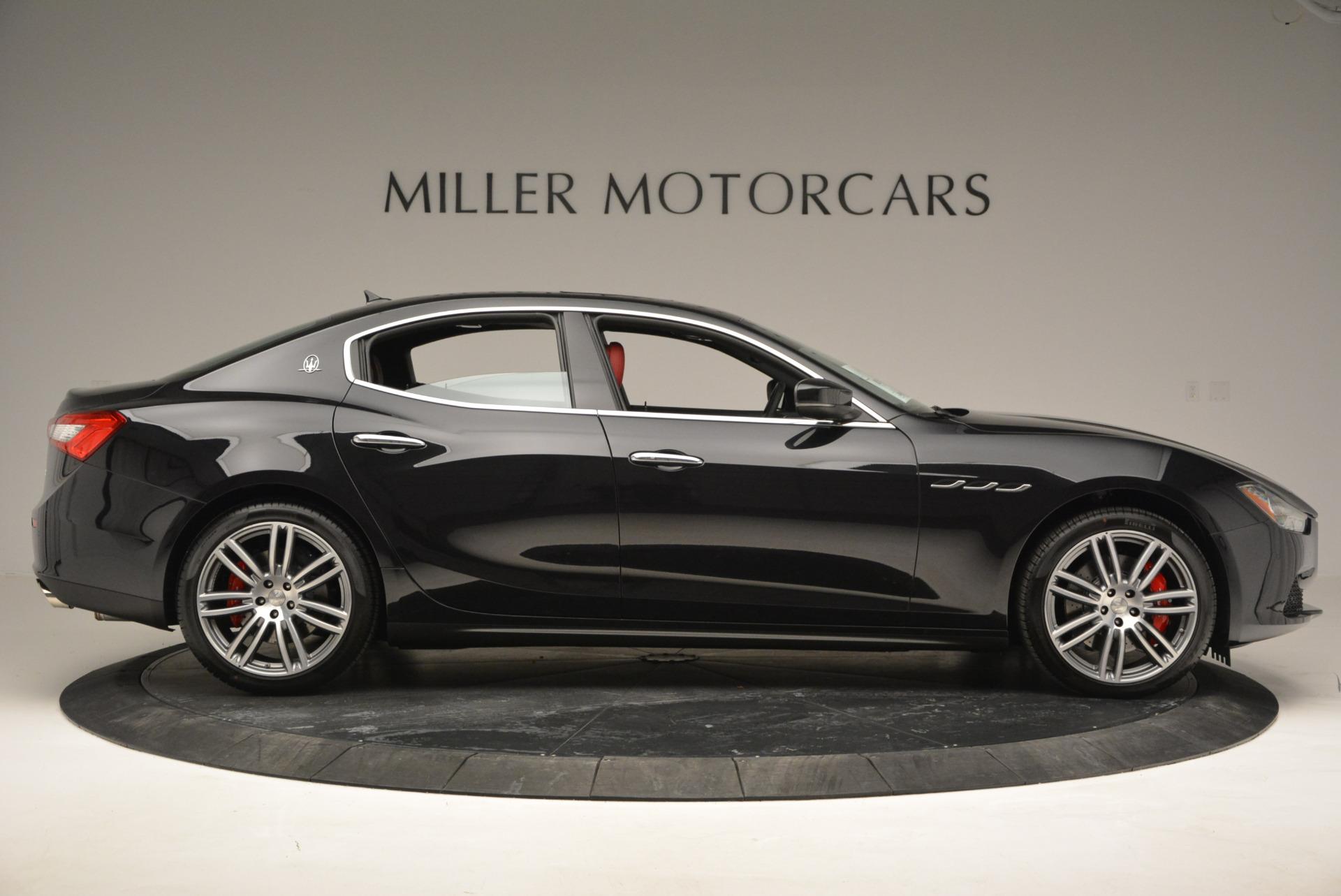 New 2017 Maserati Ghibli S Q4 For Sale In Greenwich, CT 789_p9