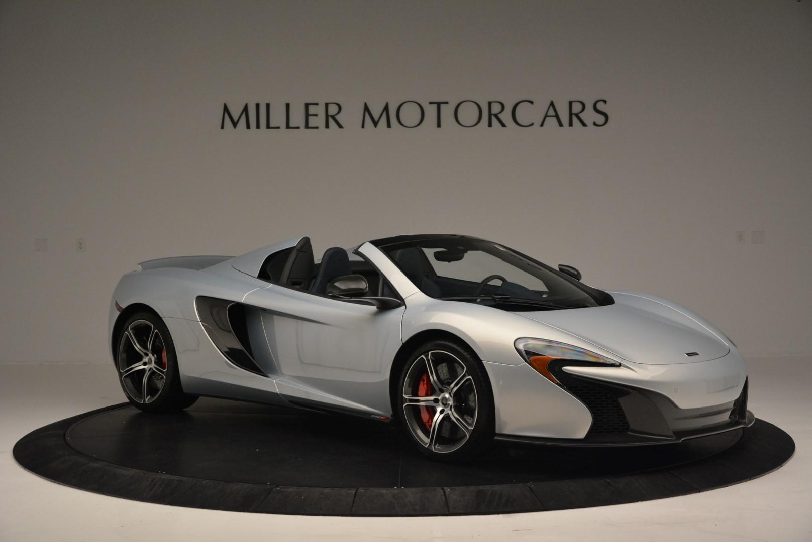 New 2016 McLaren 650S Spider  For Sale In Greenwich, CT 79_p10