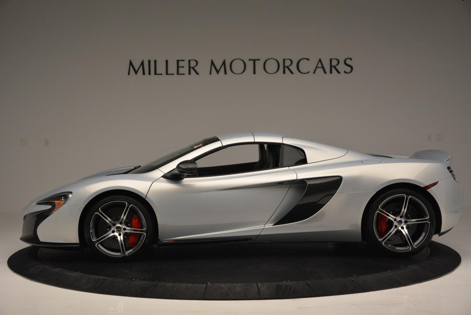 New 2016 McLaren 650S Spider  For Sale In Greenwich, CT 79_p14