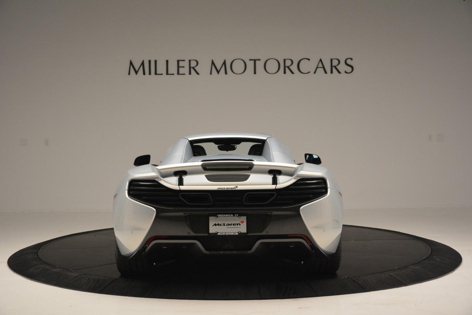 New 2016 McLaren 650S Spider  For Sale In Greenwich, CT 79_p16