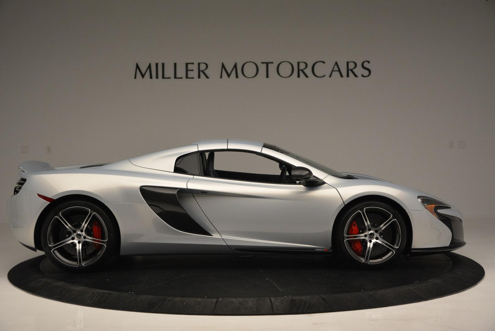 New 2016 McLaren 650S Spider  For Sale In Greenwich, CT 79_p18