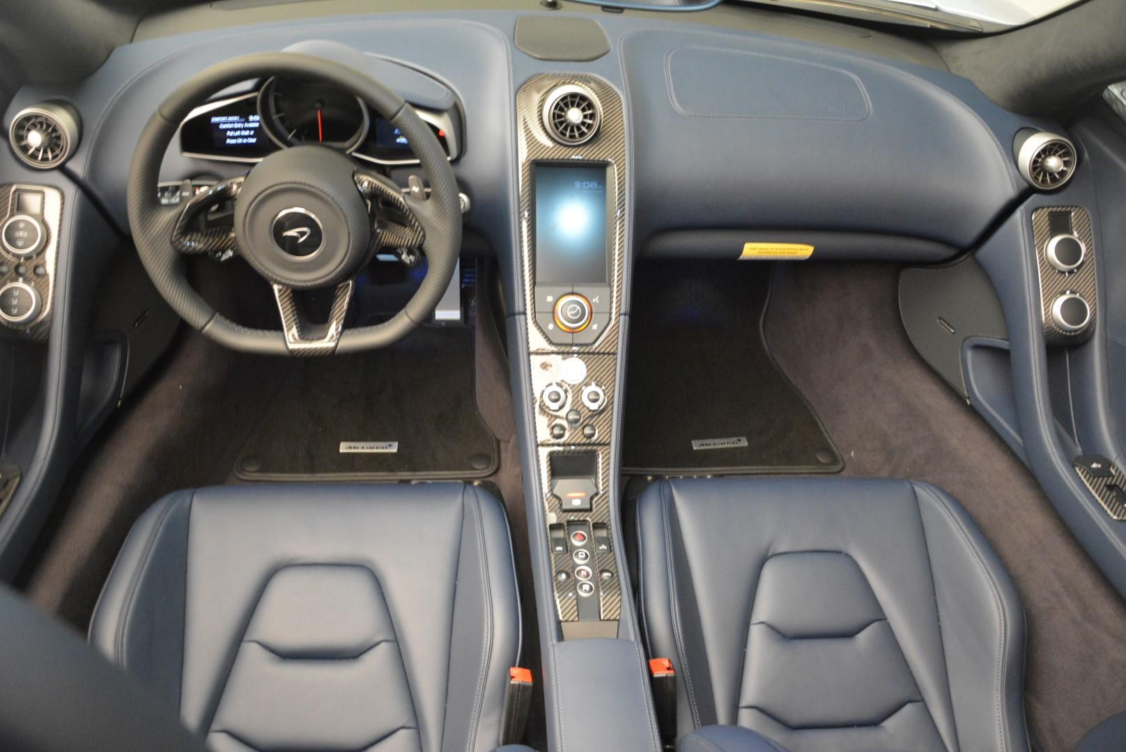 New 2016 McLaren 650S Spider  For Sale In Greenwich, CT 79_p25