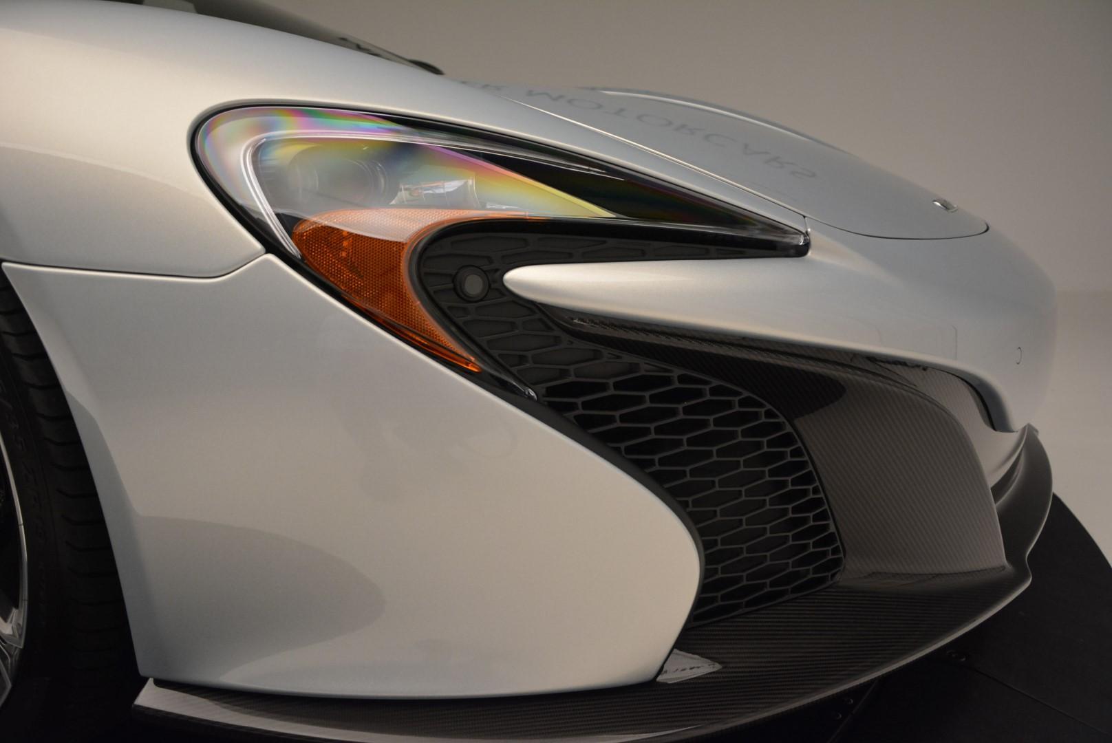 New 2016 McLaren 650S Spider  For Sale In Greenwich, CT 79_p30