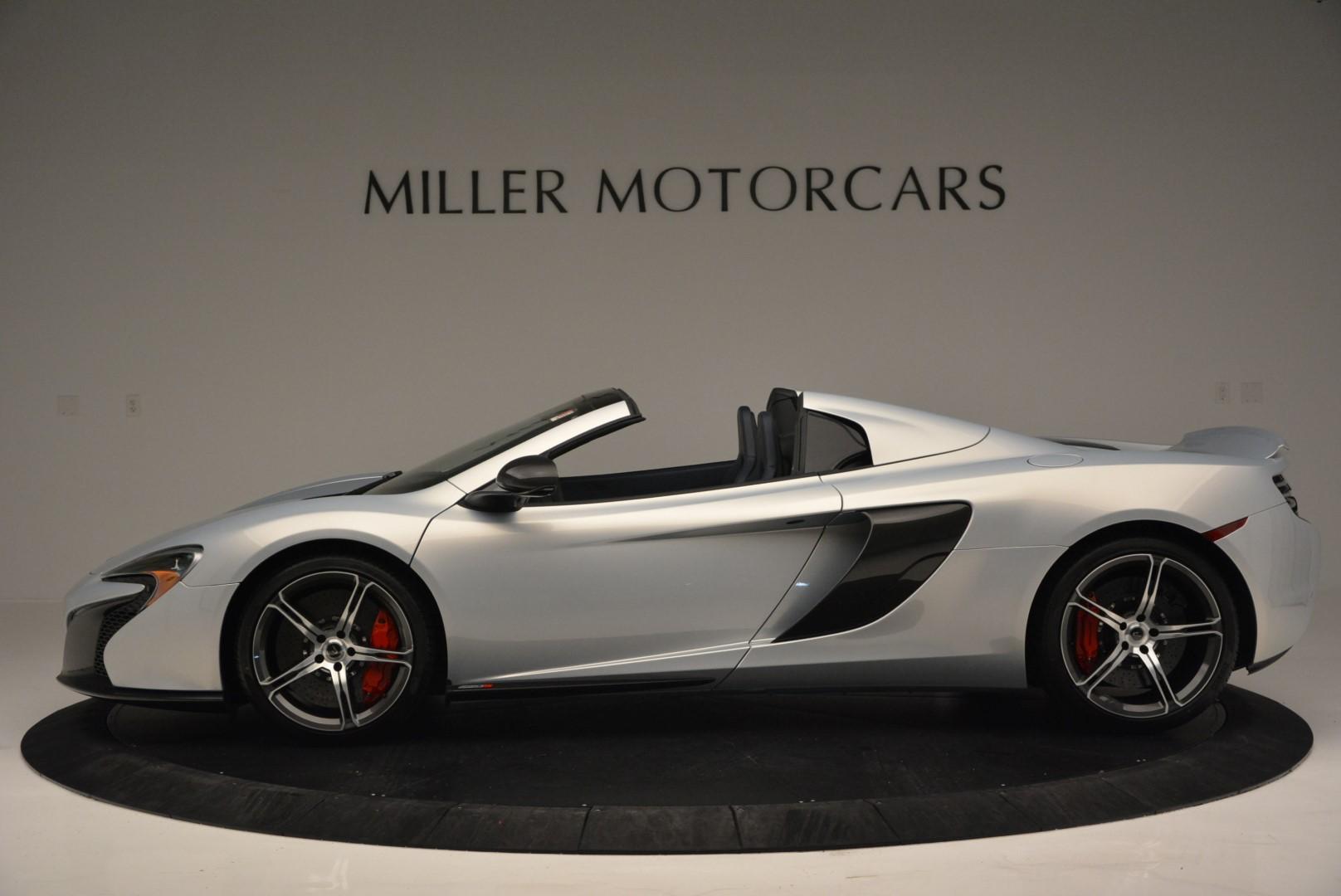 New 2016 McLaren 650S Spider  For Sale In Greenwich, CT 79_p3