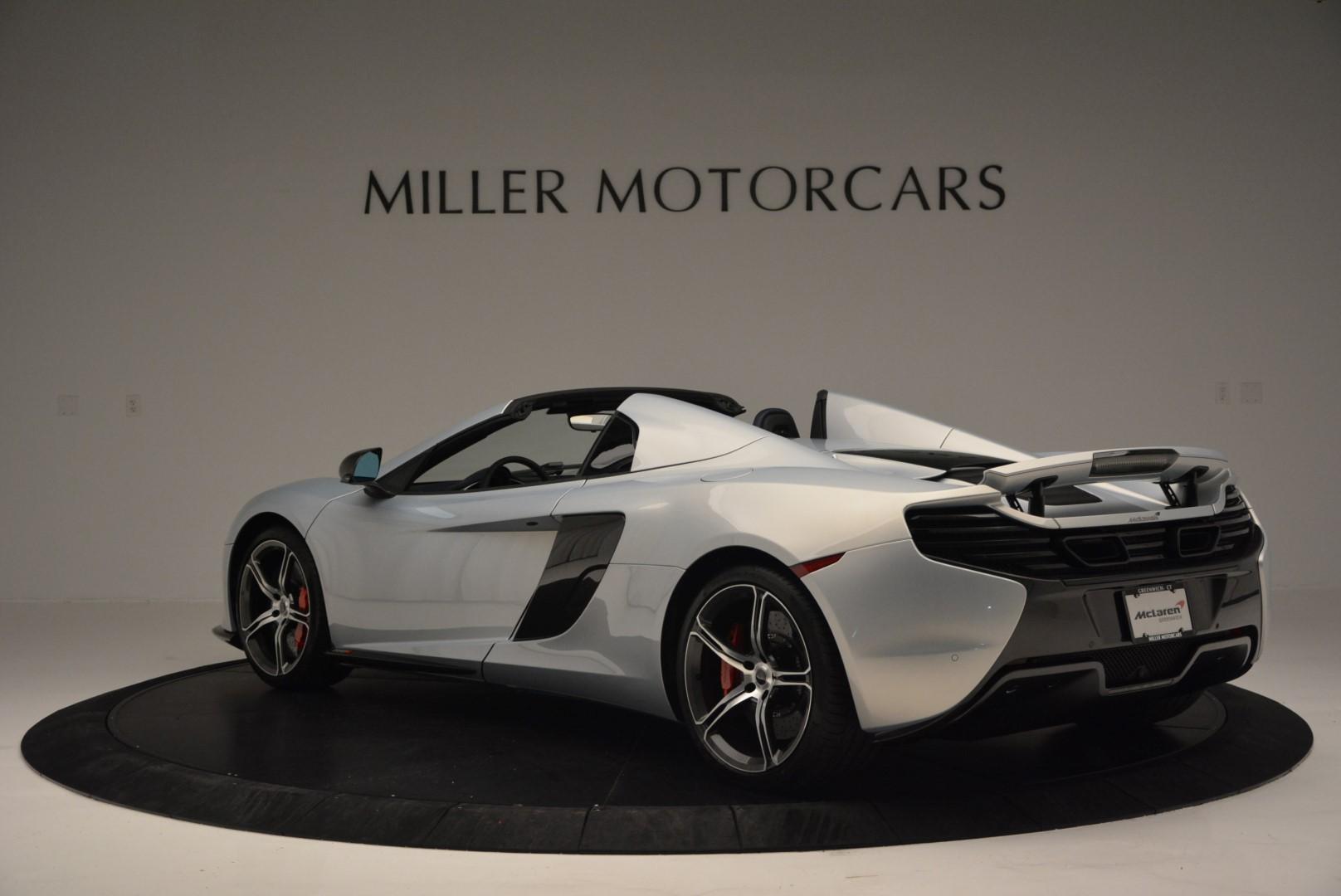 New 2016 McLaren 650S Spider  For Sale In Greenwich, CT 79_p4