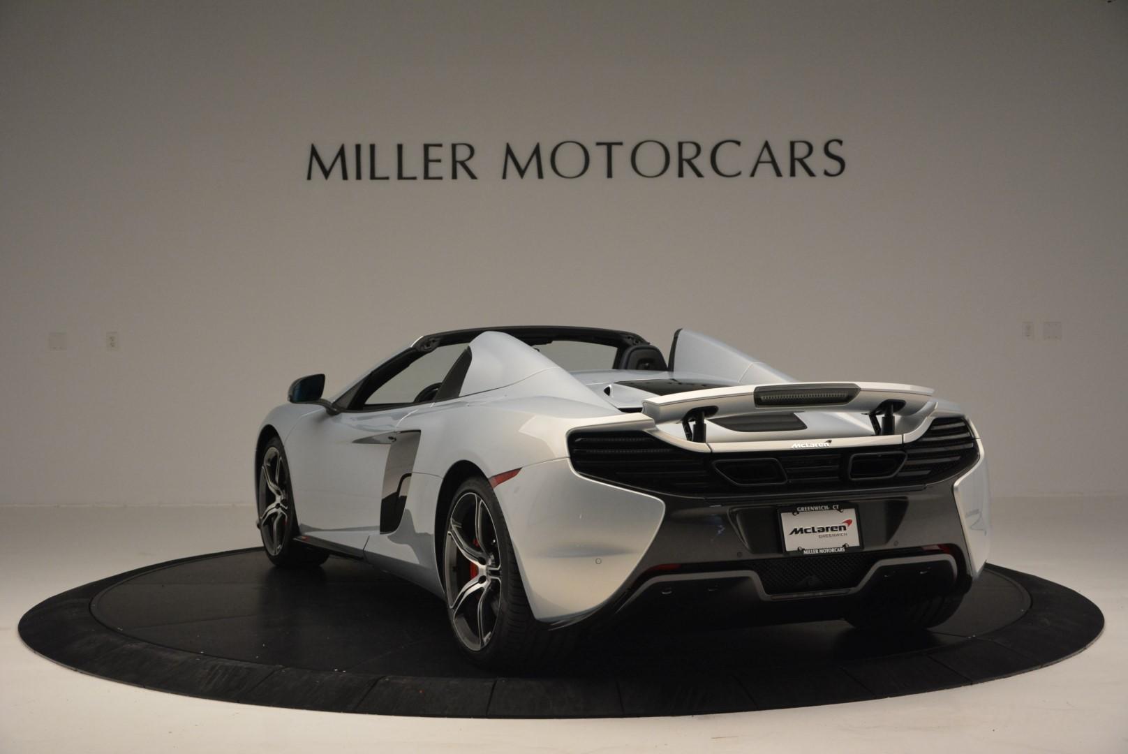 New 2016 McLaren 650S Spider  For Sale In Greenwich, CT 79_p5