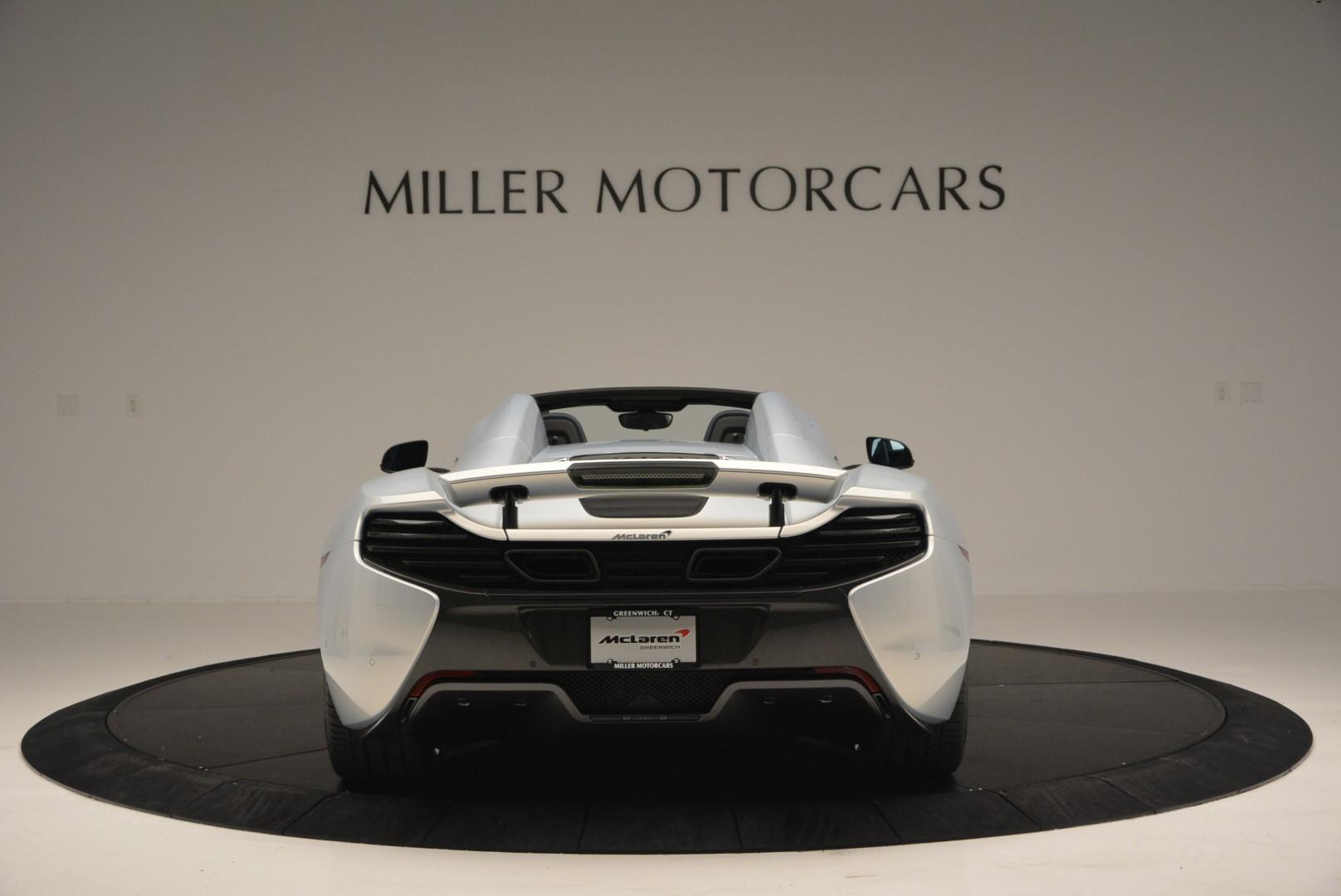 New 2016 McLaren 650S Spider  For Sale In Greenwich, CT 79_p6