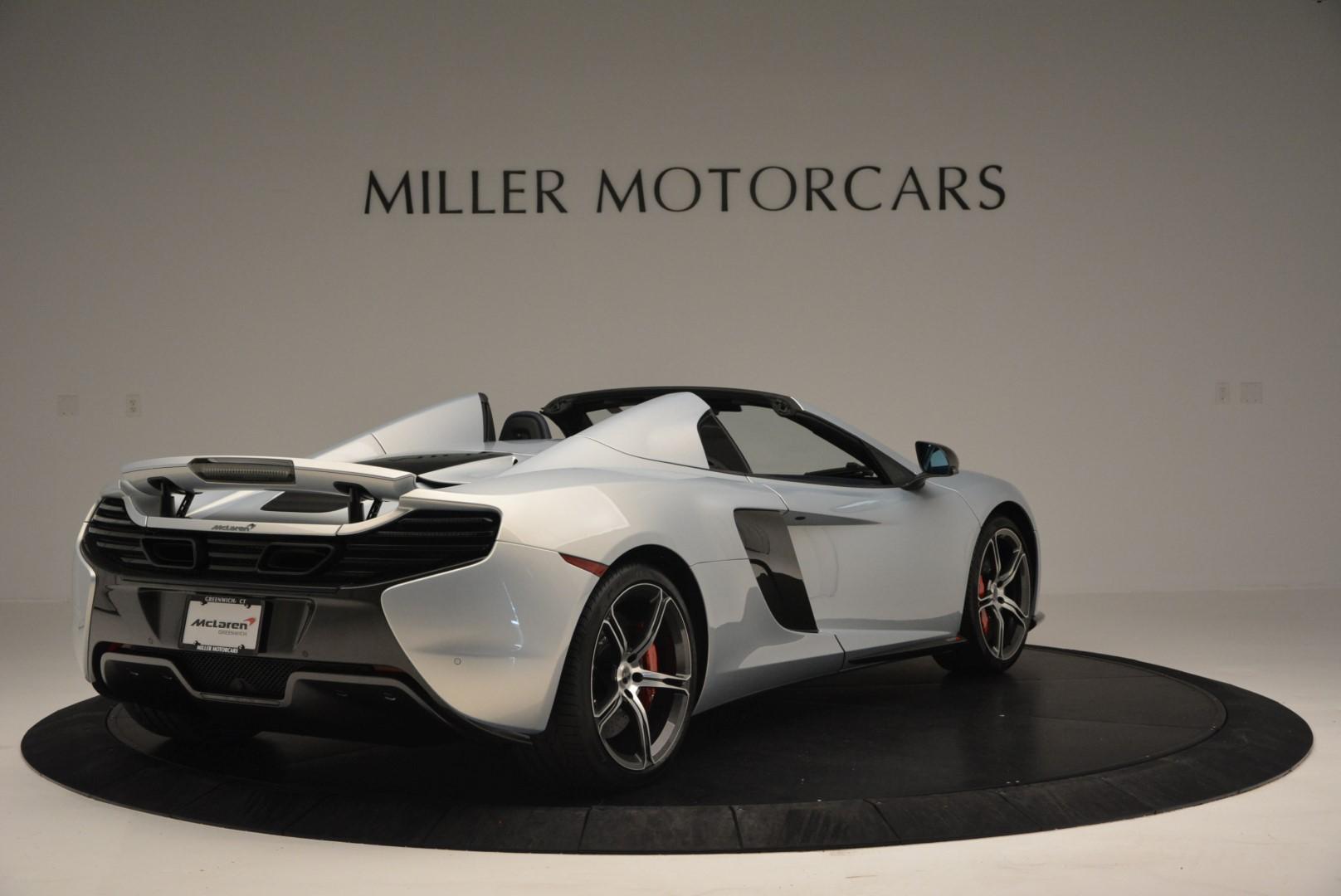 New 2016 McLaren 650S Spider  For Sale In Greenwich, CT 79_p7