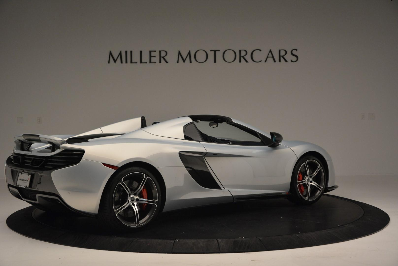 New 2016 McLaren 650S Spider  For Sale In Greenwich, CT 79_p8