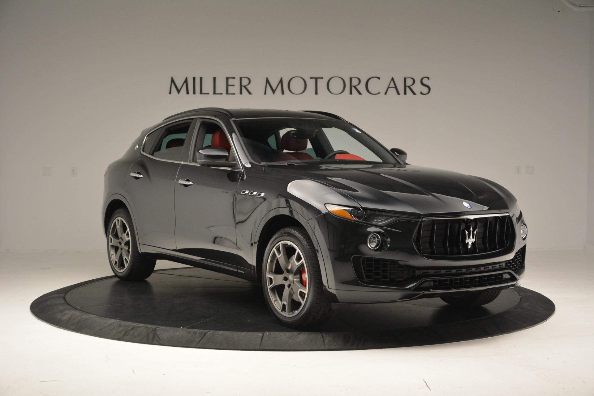 New 2017 Maserati Levante  For Sale In Greenwich, CT 791_p11