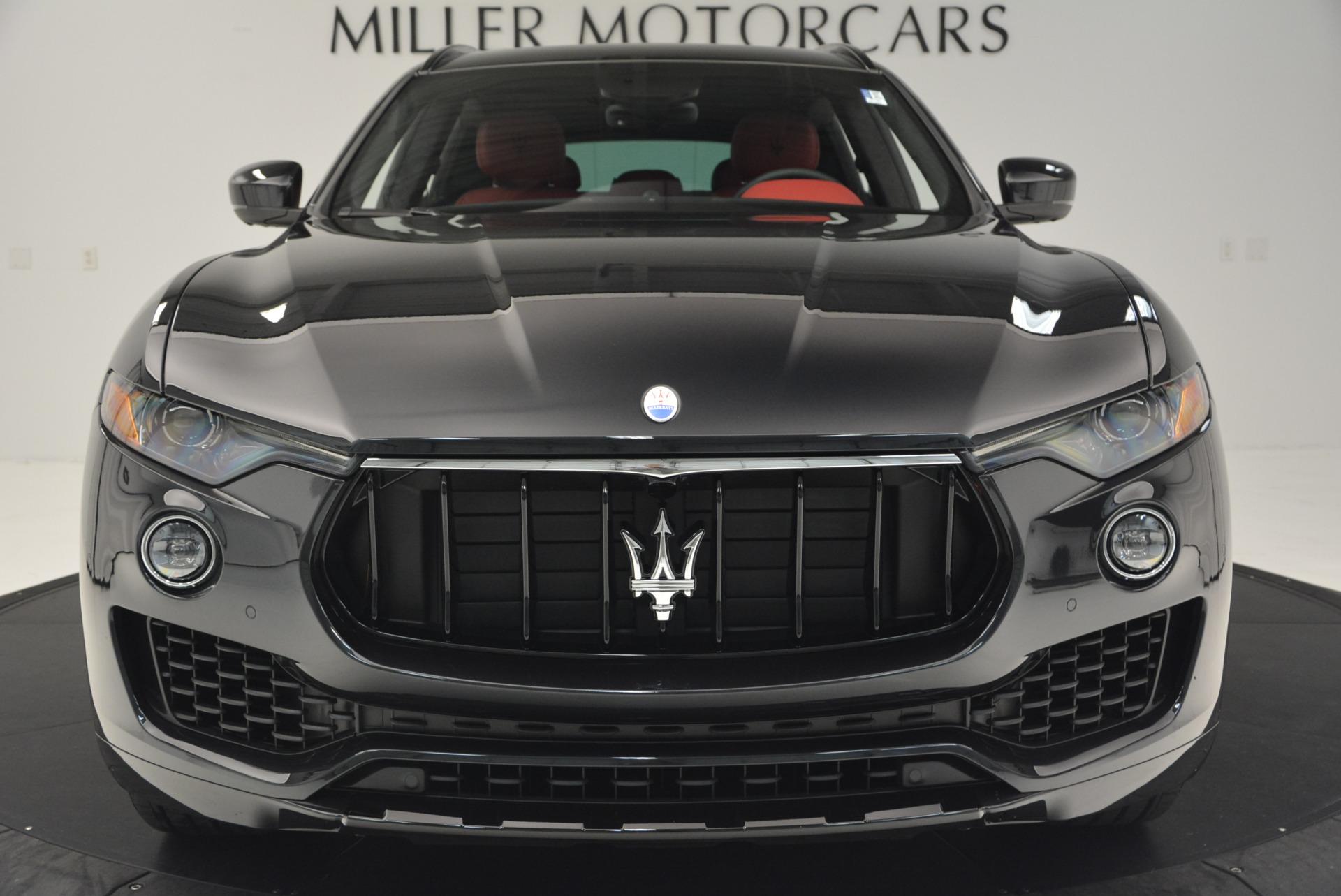 New 2017 Maserati Levante  For Sale In Greenwich, CT 791_p13