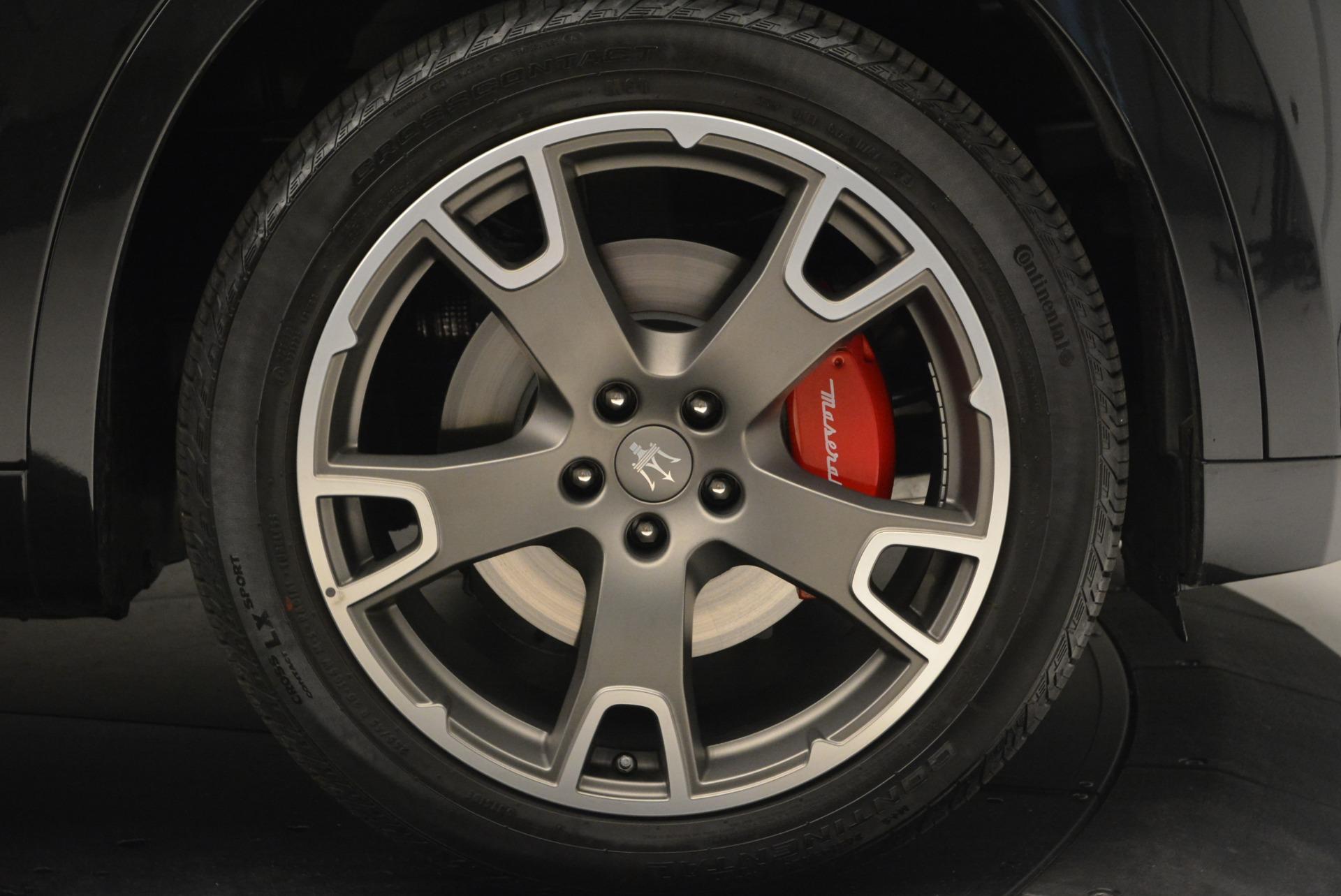 New 2017 Maserati Levante  For Sale In Greenwich, CT 791_p14