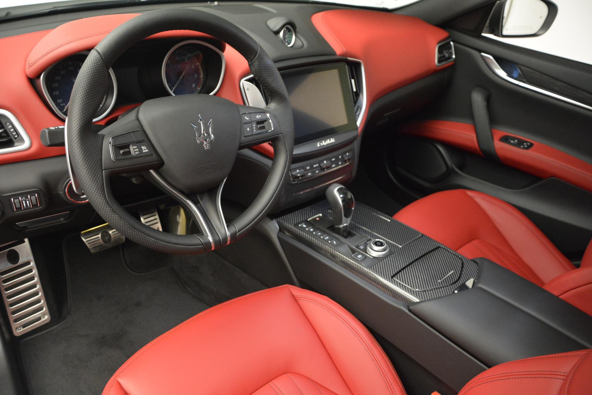 New 2017 Maserati Ghibli S Q4 For Sale In Greenwich, CT 792_p13