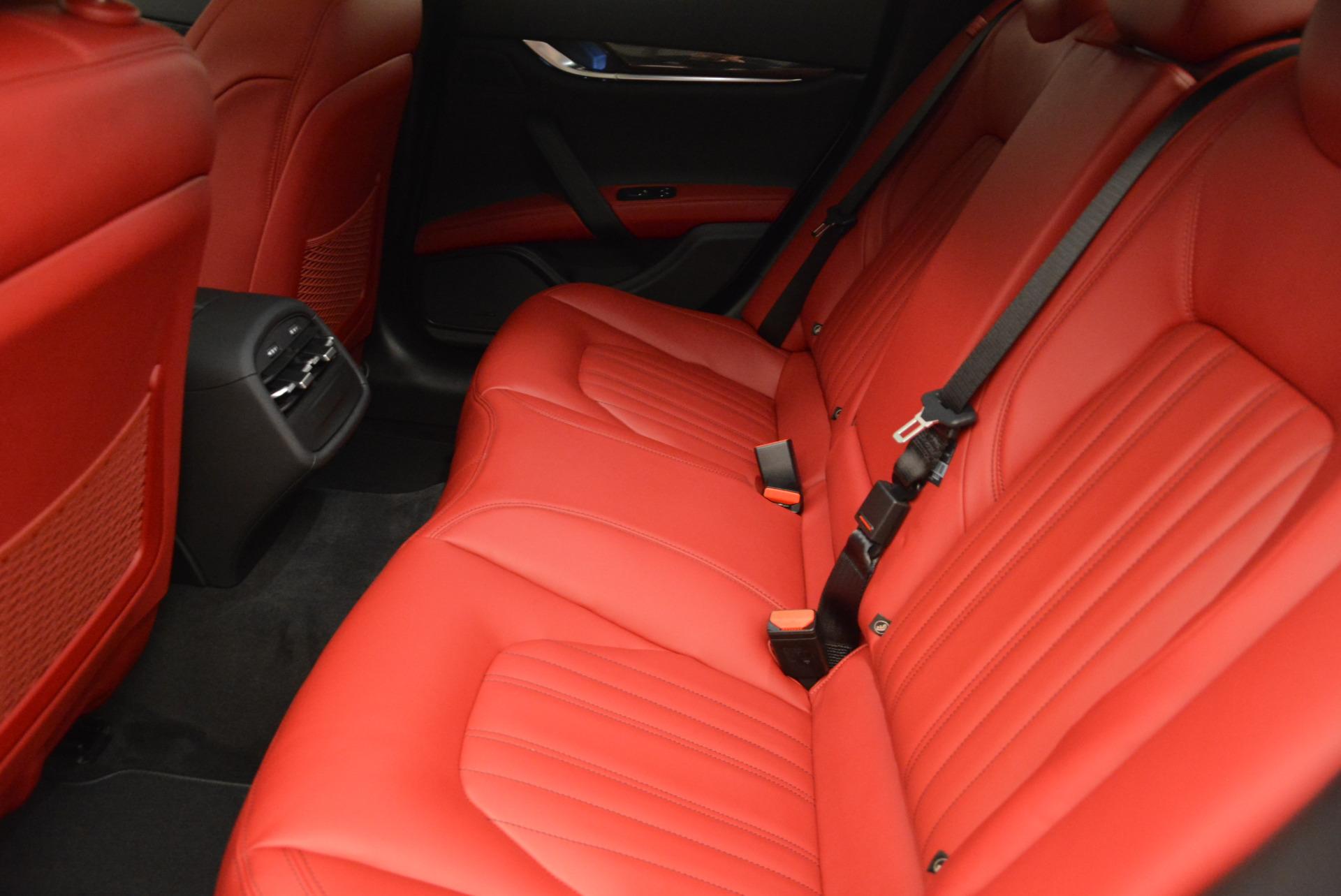 New 2017 Maserati Ghibli S Q4 For Sale In Greenwich, CT 792_p18