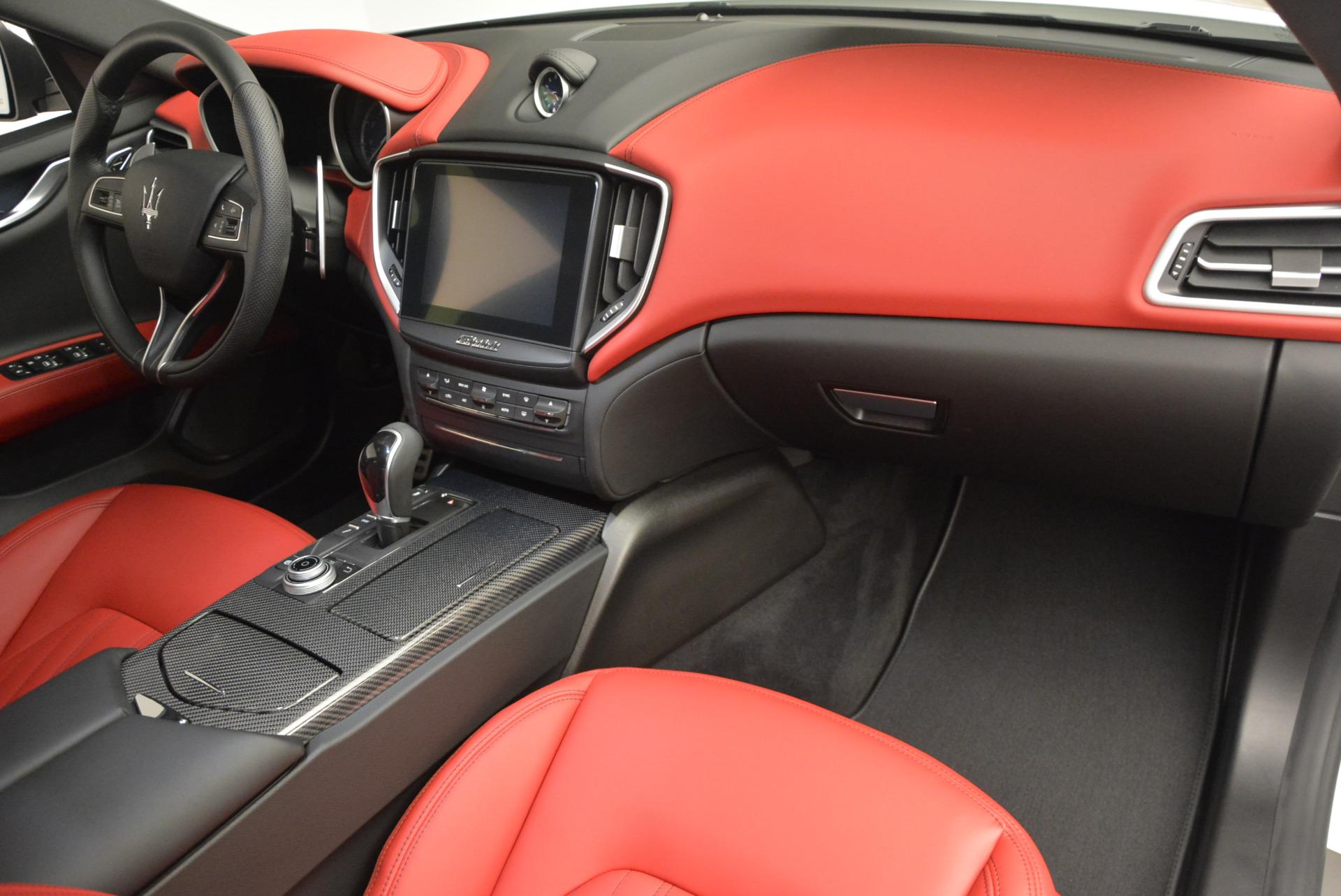 New 2017 Maserati Ghibli S Q4 For Sale In Greenwich, CT 792_p20