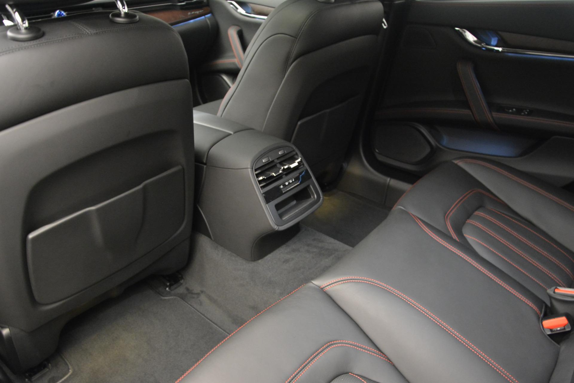New 2017 Maserati Quattroporte S Q4 GranLusso For Sale In Greenwich, CT 793_p13