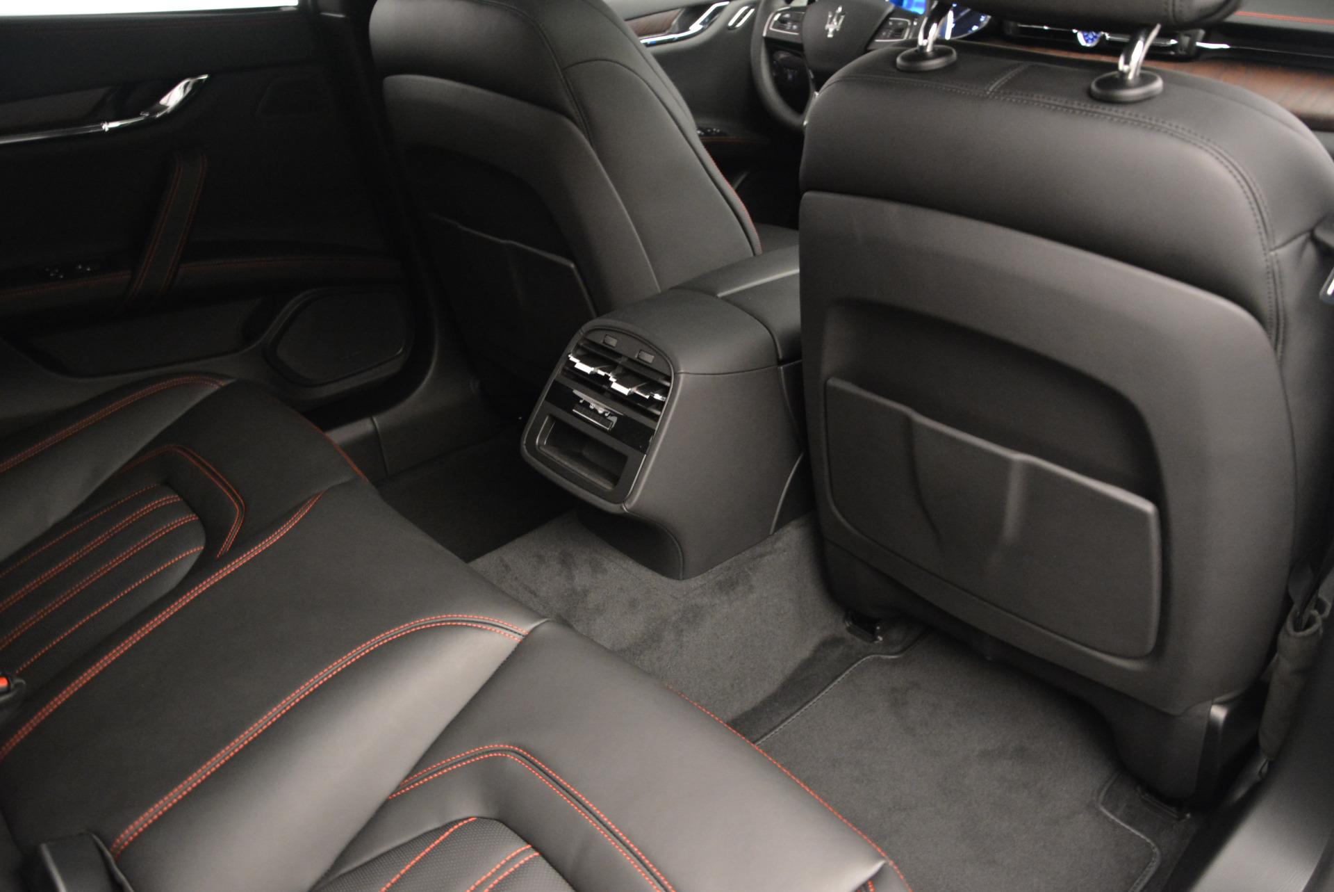 New 2017 Maserati Quattroporte S Q4 GranLusso For Sale In Greenwich, CT 793_p23