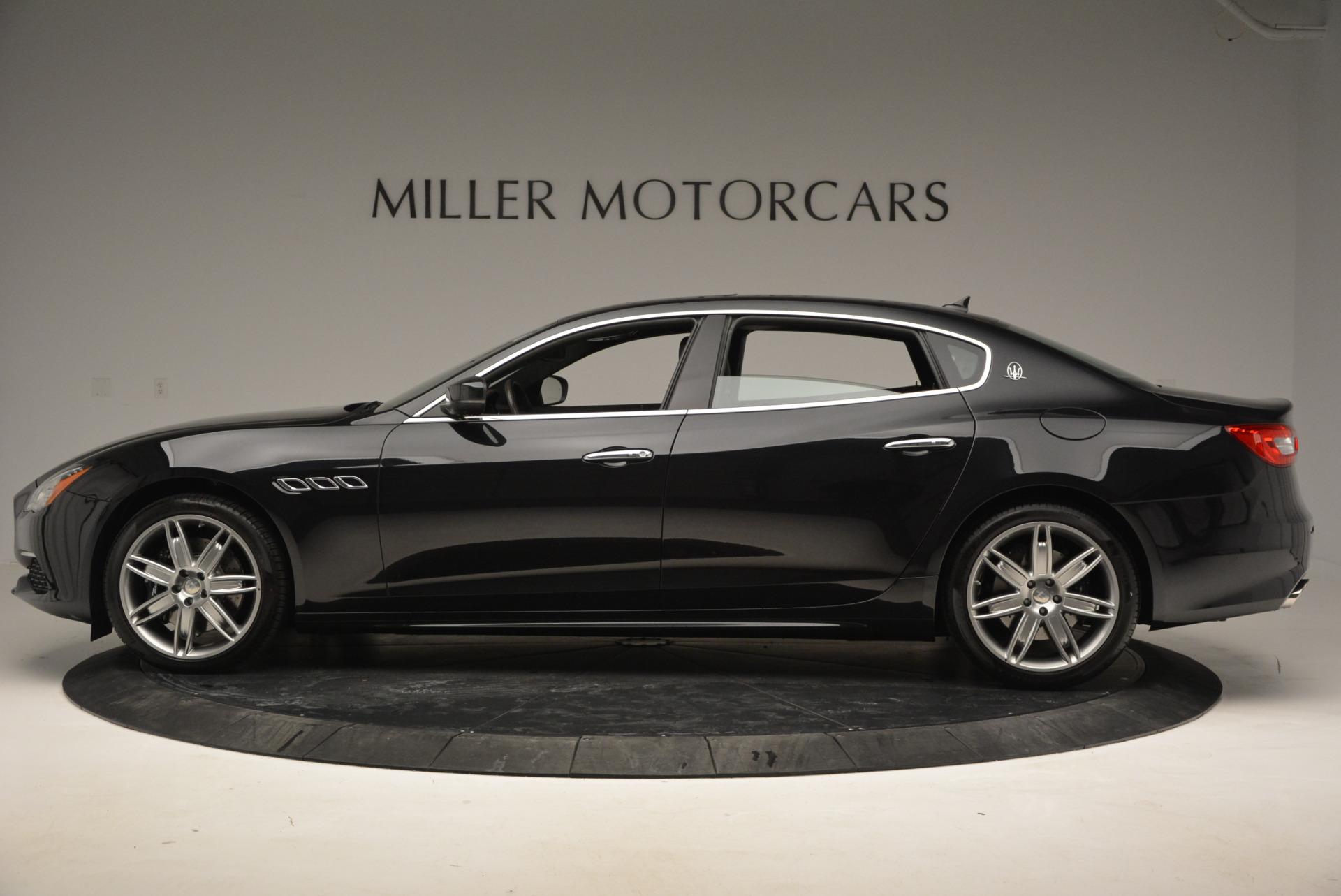 New 2017 Maserati Quattroporte S Q4 GranLusso For Sale In Greenwich, CT 793_p3