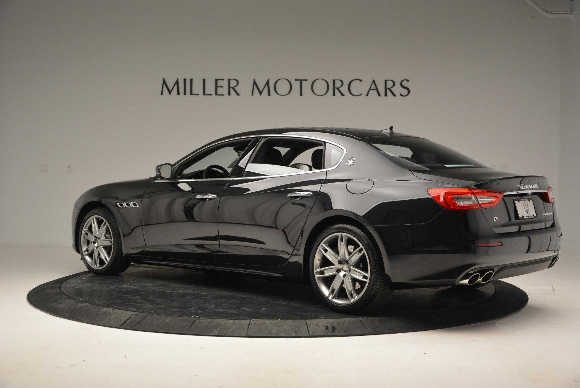 New 2017 Maserati Quattroporte S Q4 GranLusso For Sale In Greenwich, CT 793_p4