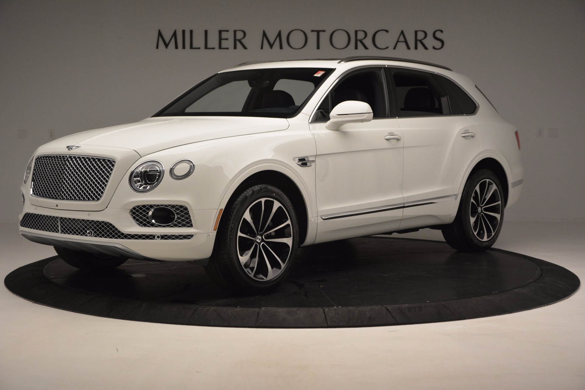 New 2017 Bentley Bentayga  For Sale In Greenwich, CT 794_p2