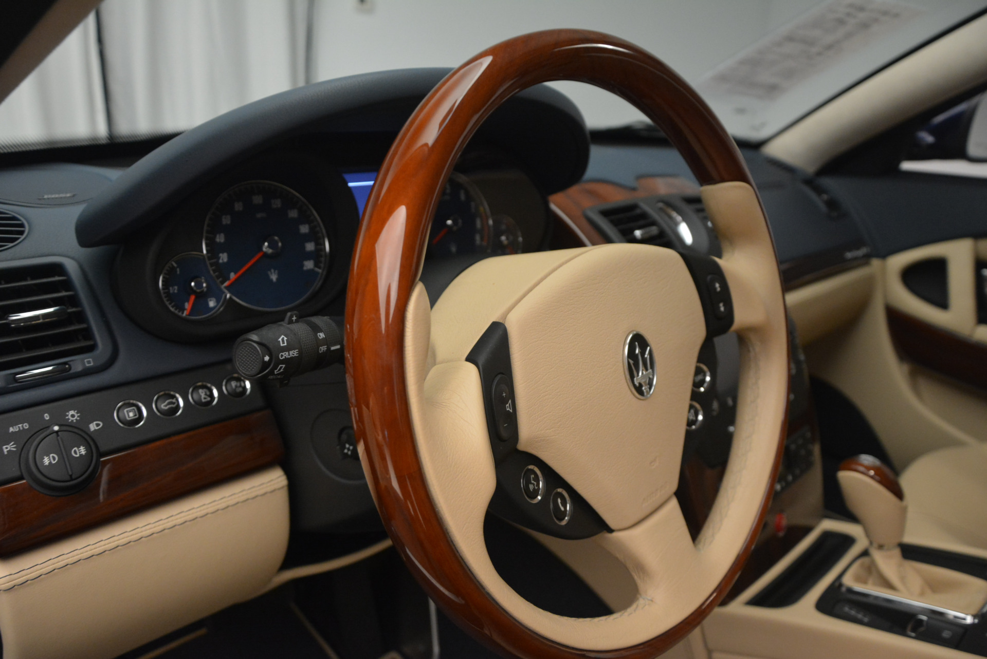 Used 2010 Maserati Quattroporte S For Sale In Greenwich, CT 795_p16