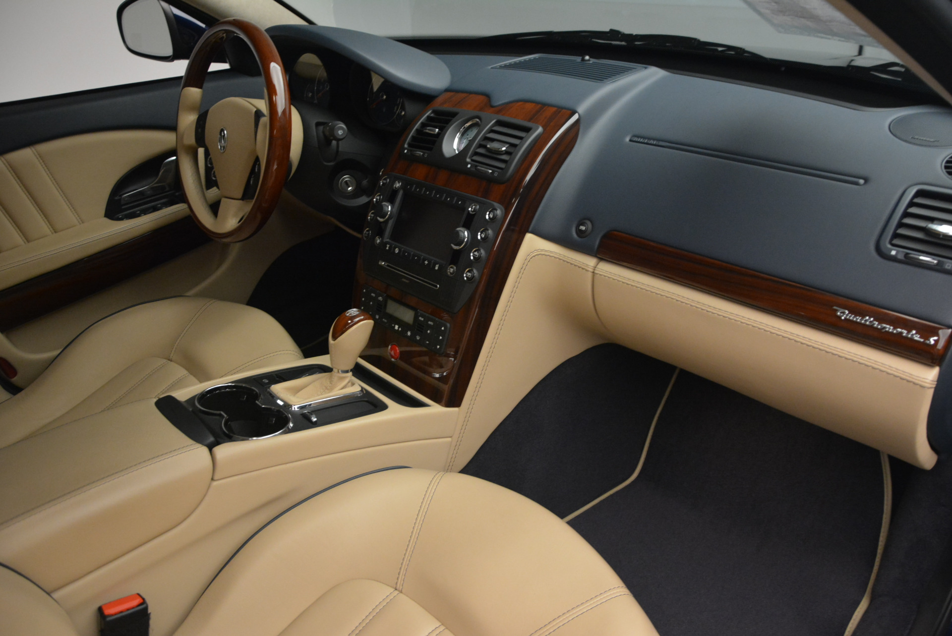 Used 2010 Maserati Quattroporte S For Sale In Greenwich, CT 795_p19