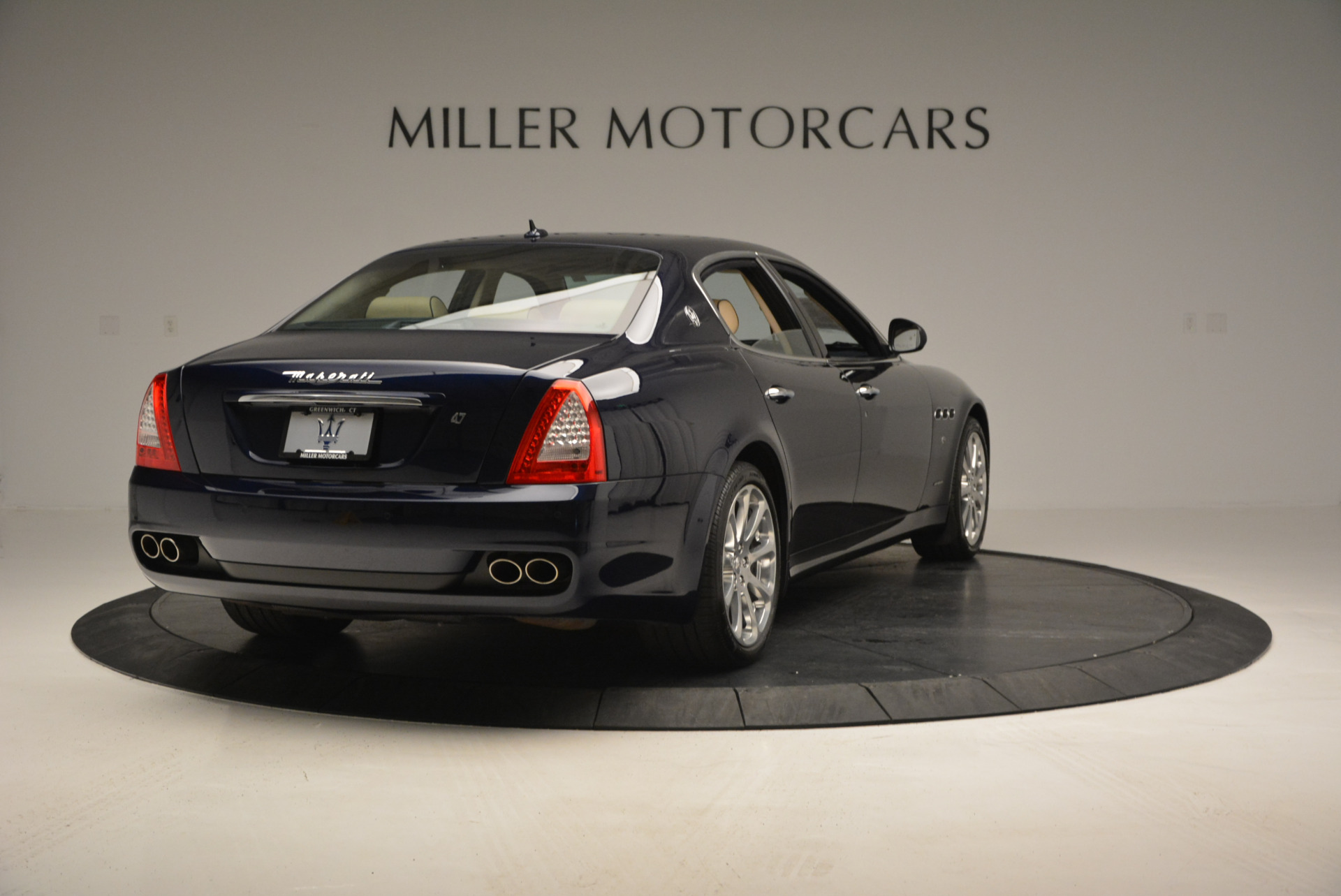 Used 2010 Maserati Quattroporte S For Sale In Greenwich, CT 795_p7
