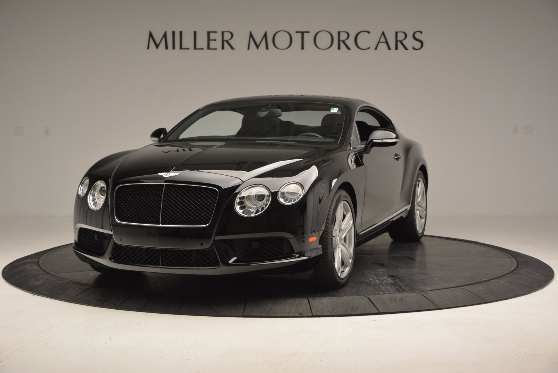 Used 2013 Bentley Continental GT V8 For Sale In Greenwich, CT 797_main