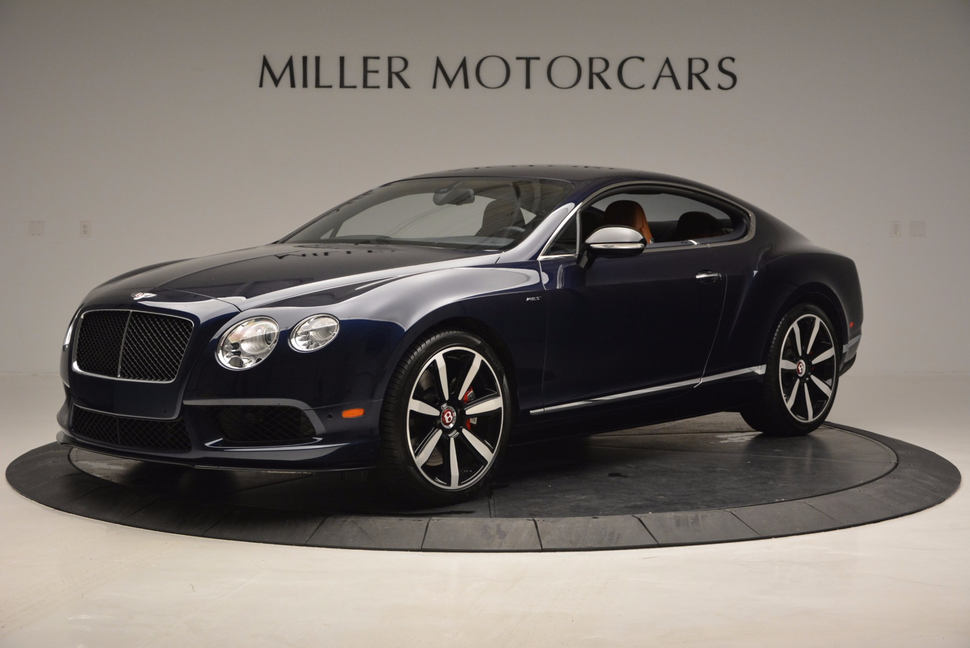 Used 2015 Bentley Continental GT V8 S For Sale In Greenwich, CT 798_p2