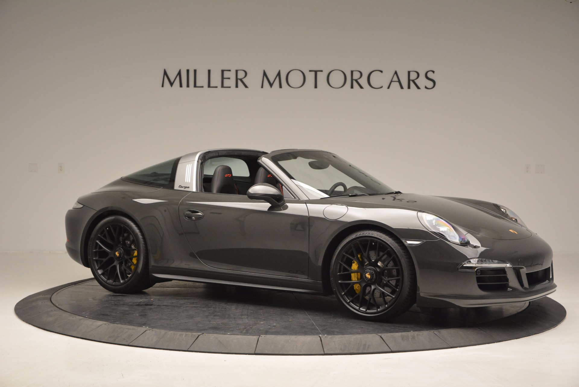 Used 2016 Porsche 911 Targa 4 GTS For Sale In Greenwich, CT 799_p10