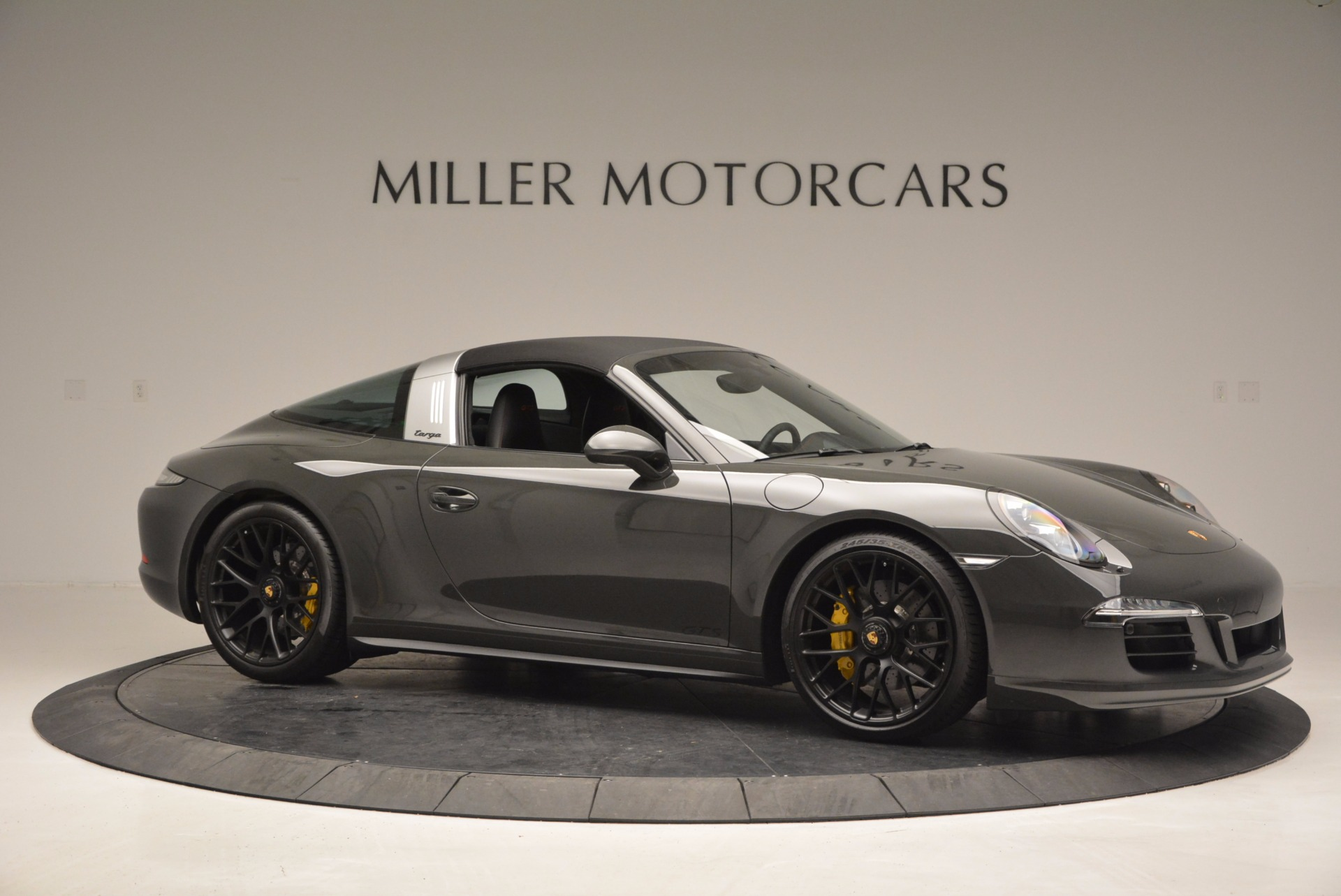 Used 2016 Porsche 911 Targa 4 GTS For Sale In Greenwich, CT 799_p21