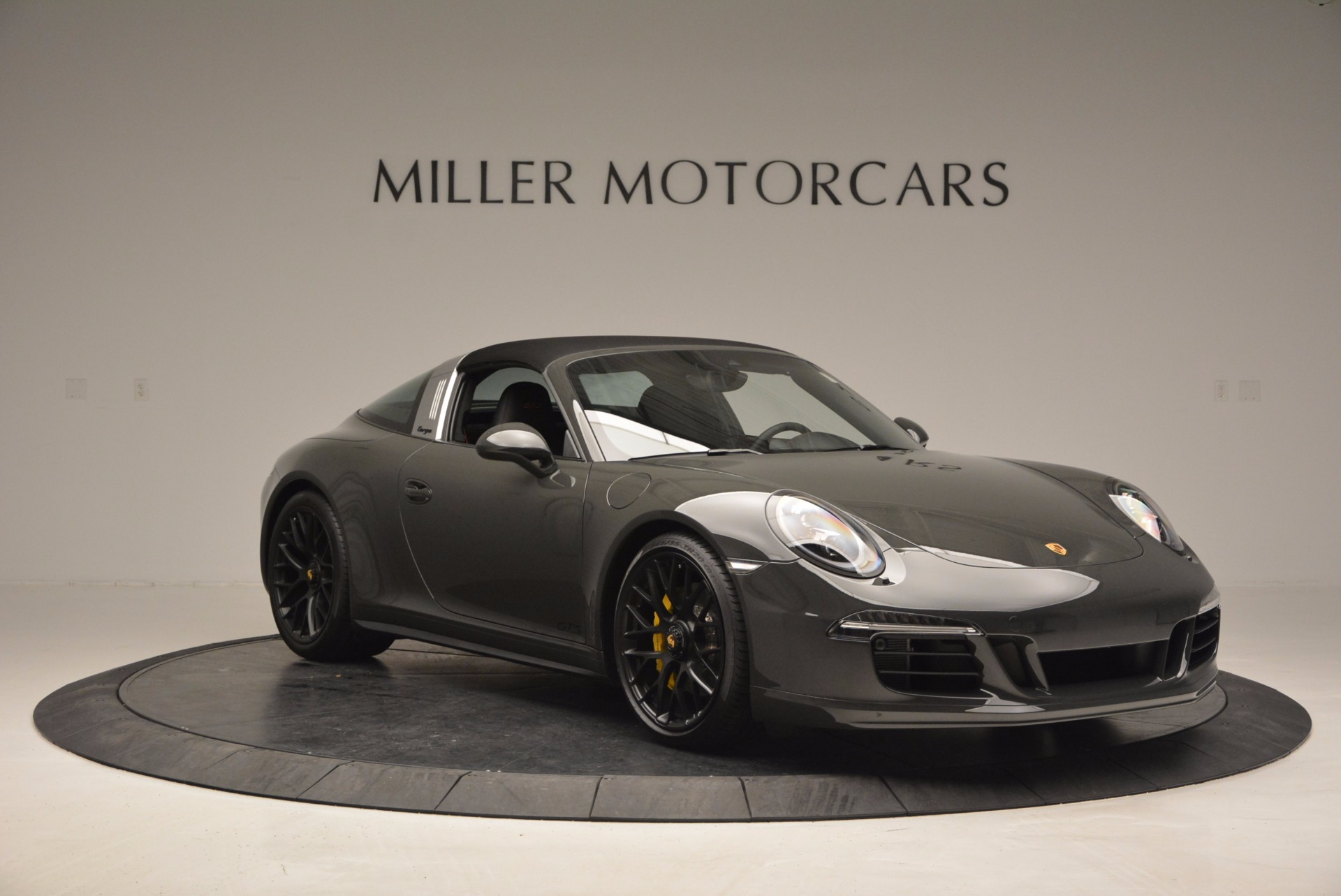 Used 2016 Porsche 911 Targa 4 GTS For Sale In Greenwich, CT 799_p22