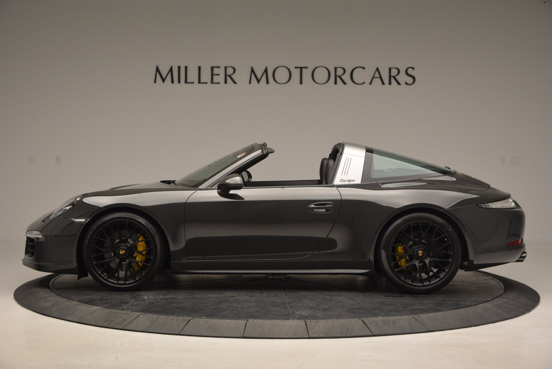 Used 2016 Porsche 911 Targa 4 GTS For Sale In Greenwich, CT 799_p3