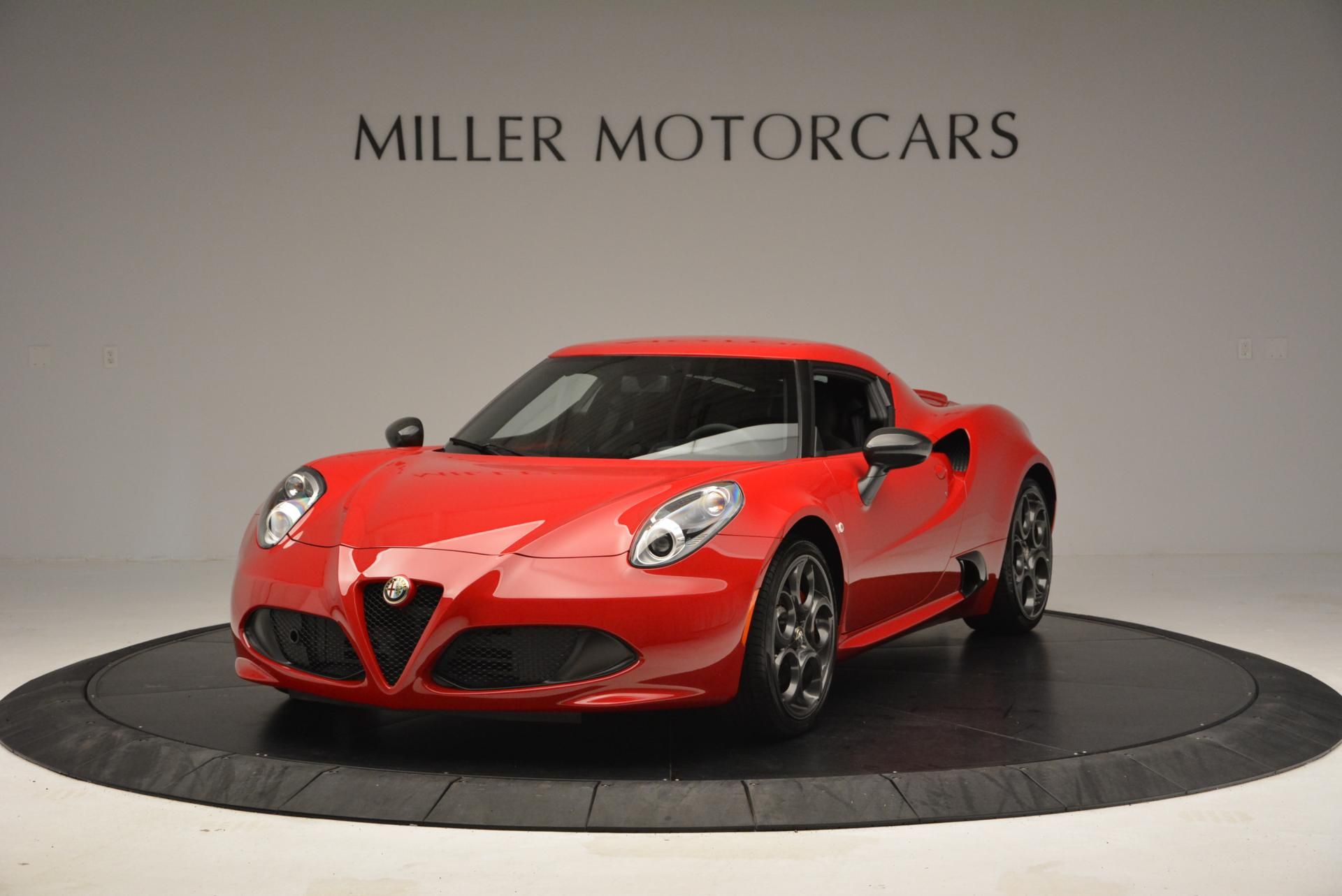 Used 2015 Alfa Romeo 4C  For Sale In Greenwich, CT